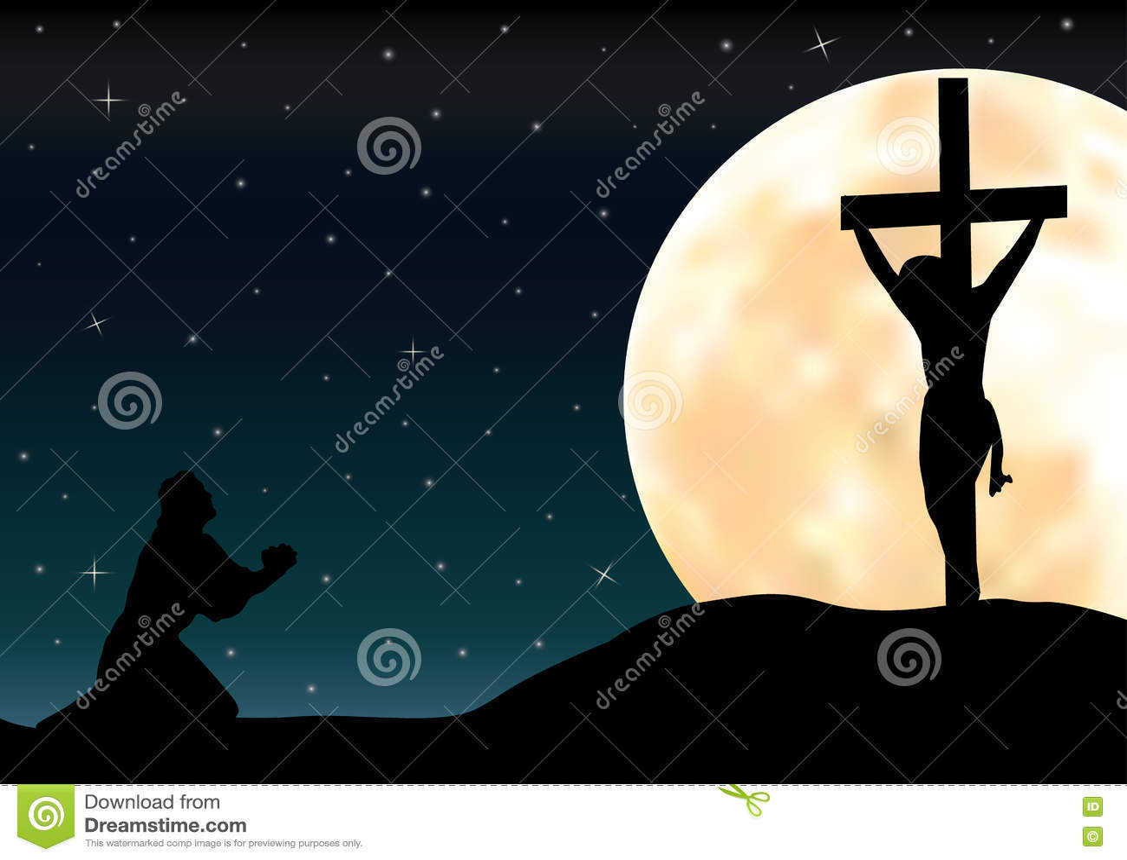 Las alusiones a Jesús, ejemplos del vector