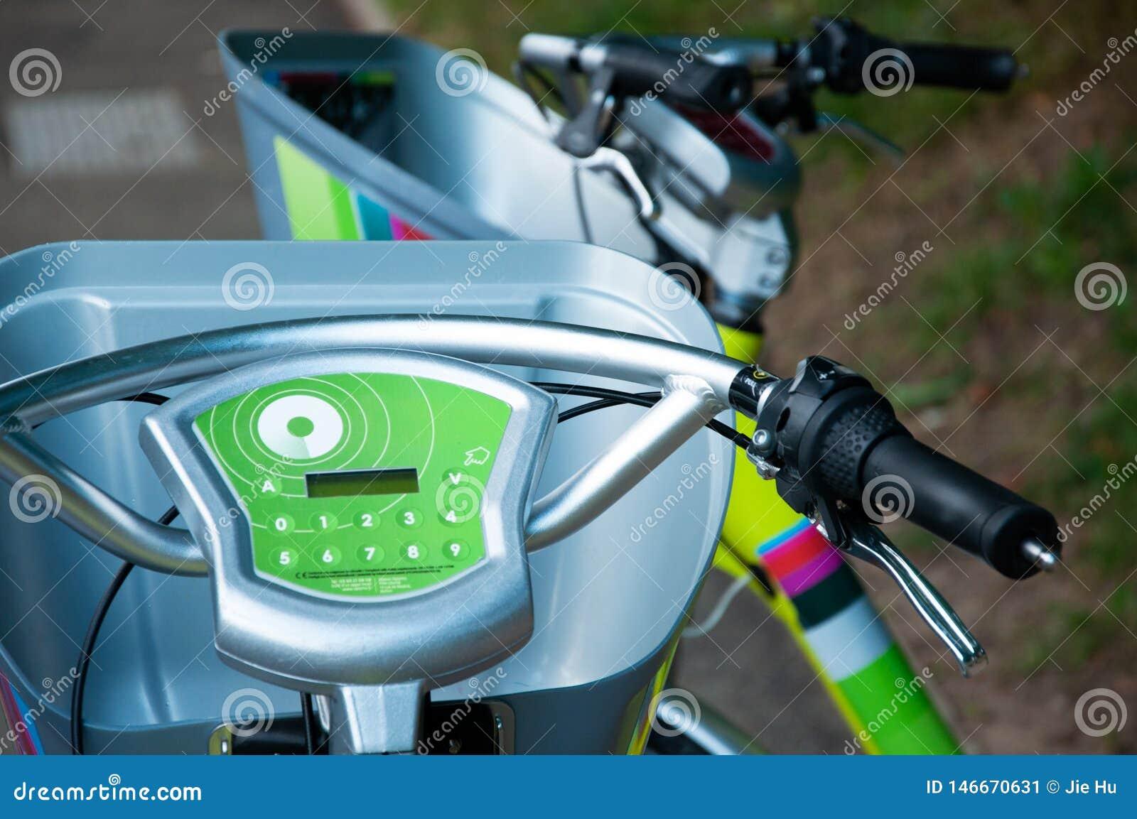Las bicis eléctricas están apareciendo