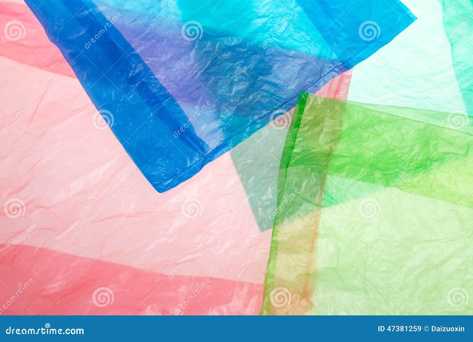 Las bolsas de plástico