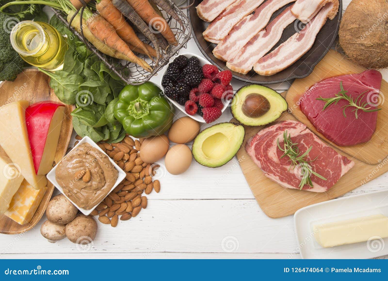 Las diversas comidas que son perfectas para el carburador de alto grado en grasas, bajo adietan