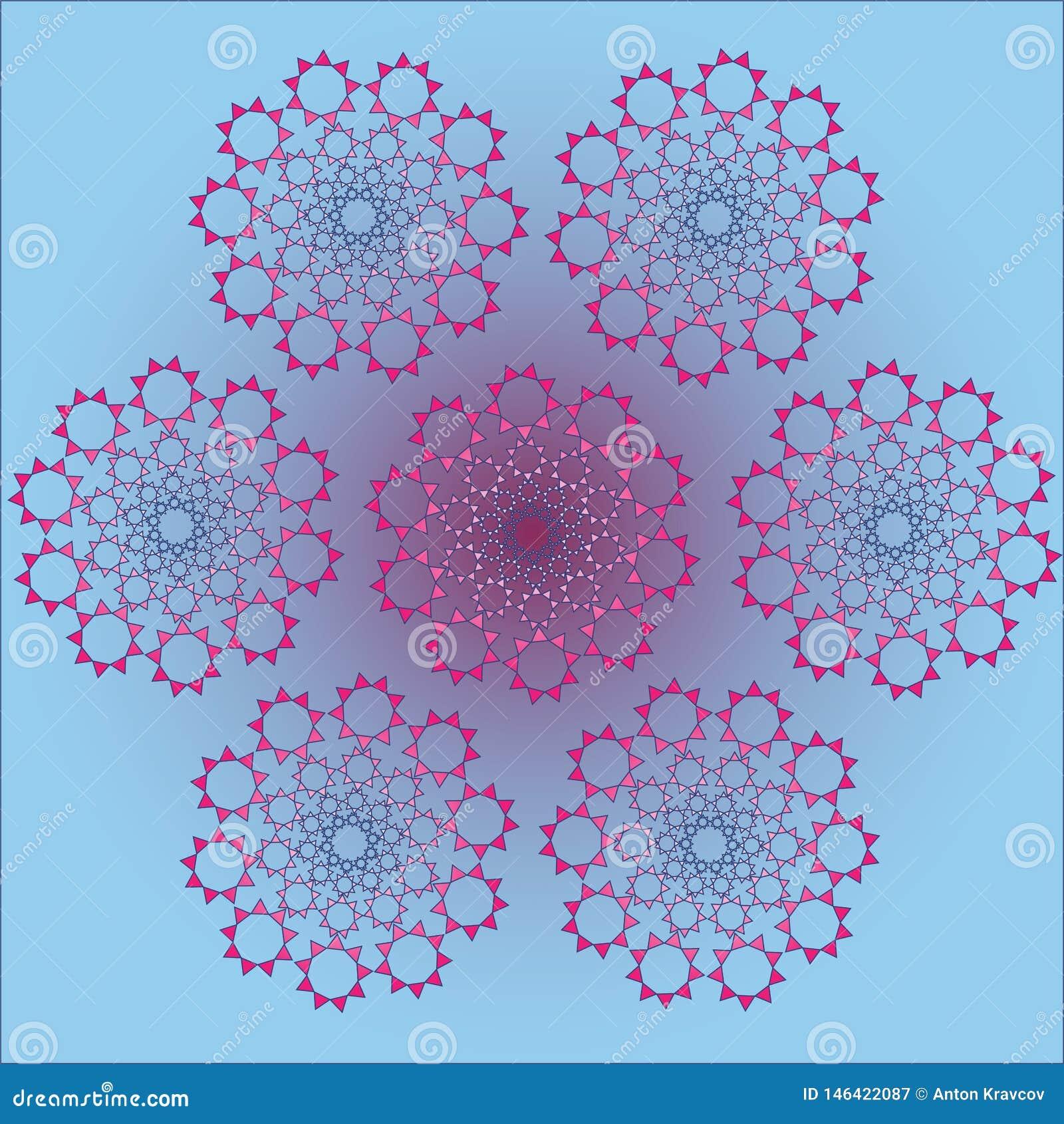 Las formas de neón del vector, se pueden utilizar como modelo