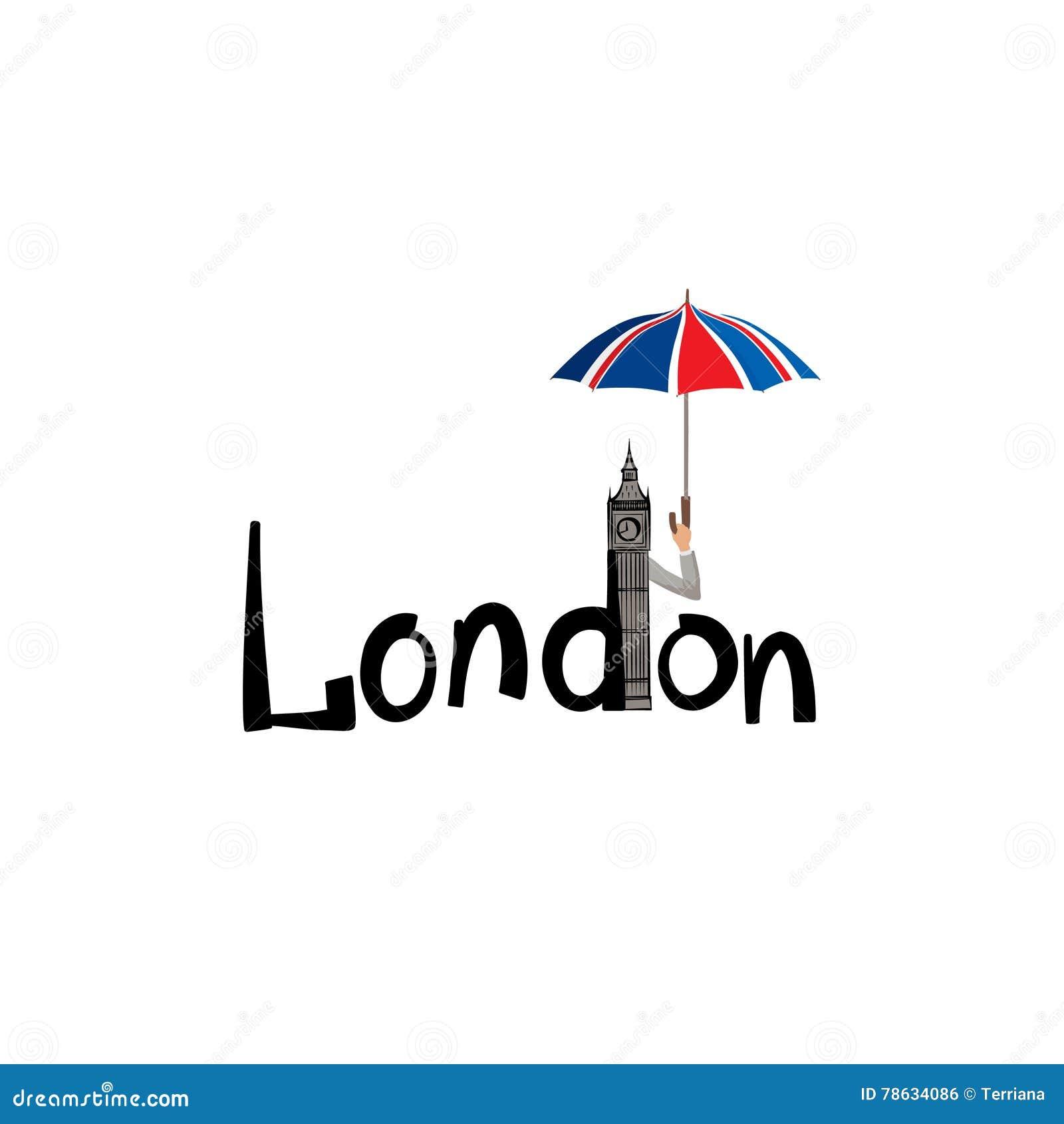 Las Letras De La Muestra De La Ciudad De Londres, Británicos ...