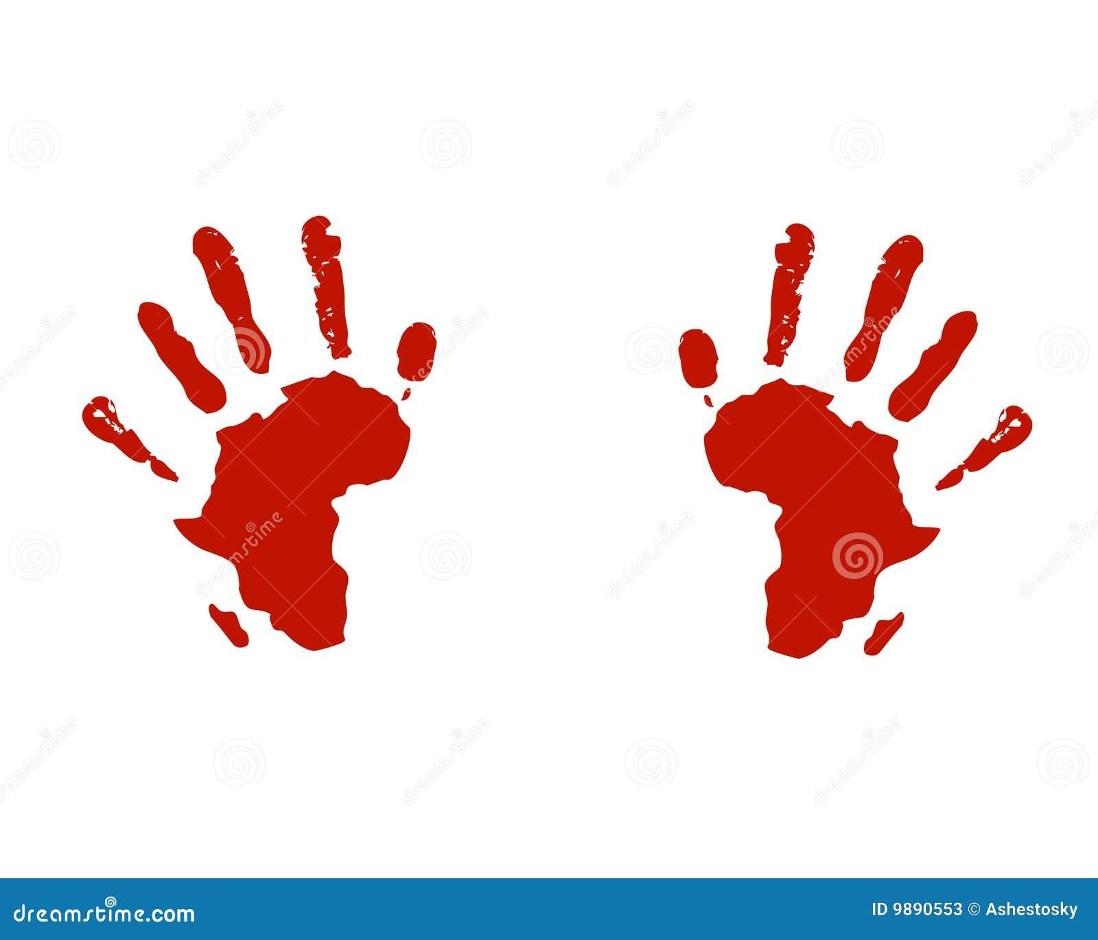 Las manos de África ayudan al social