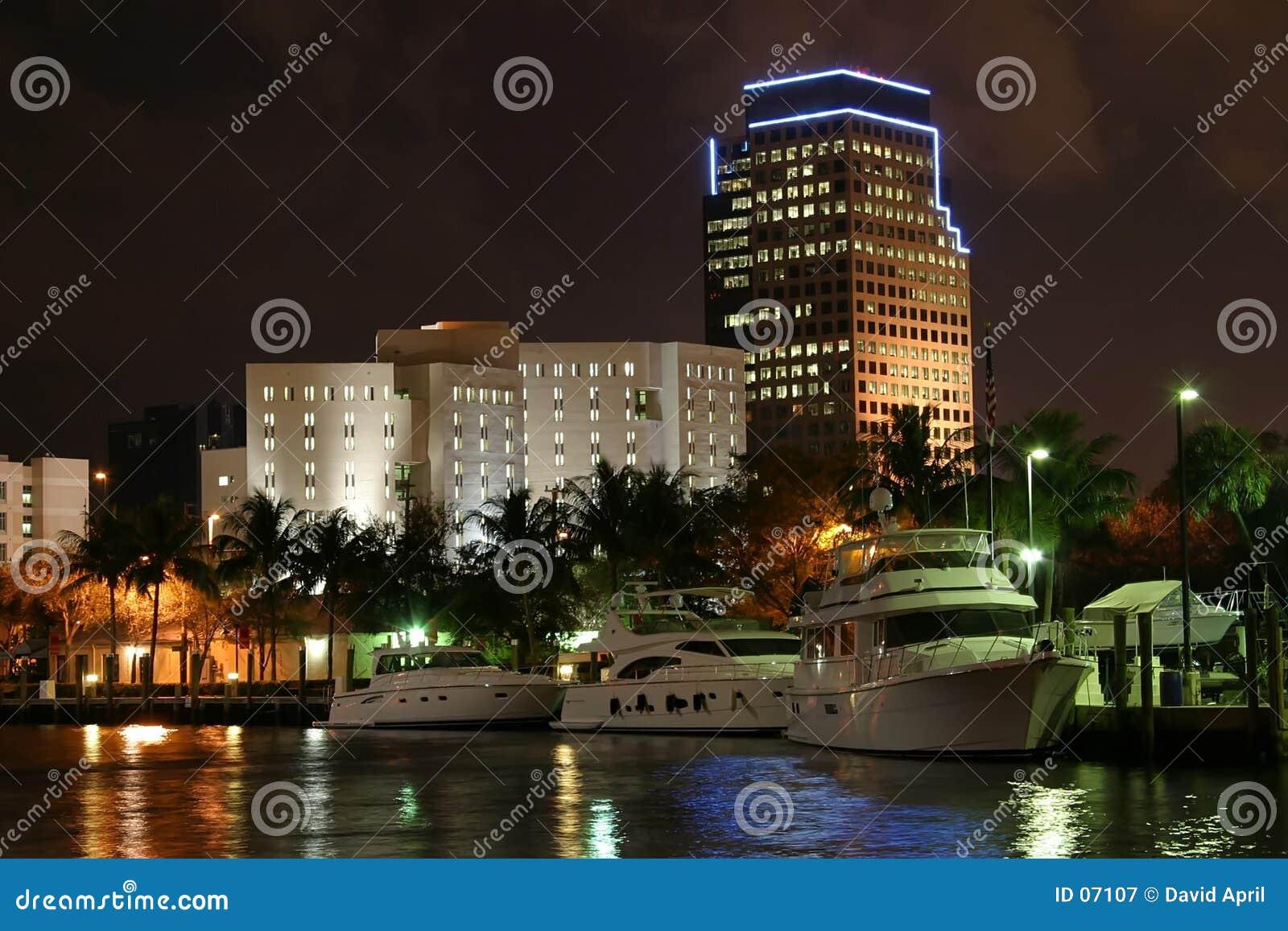 Las Olas-Flussufer