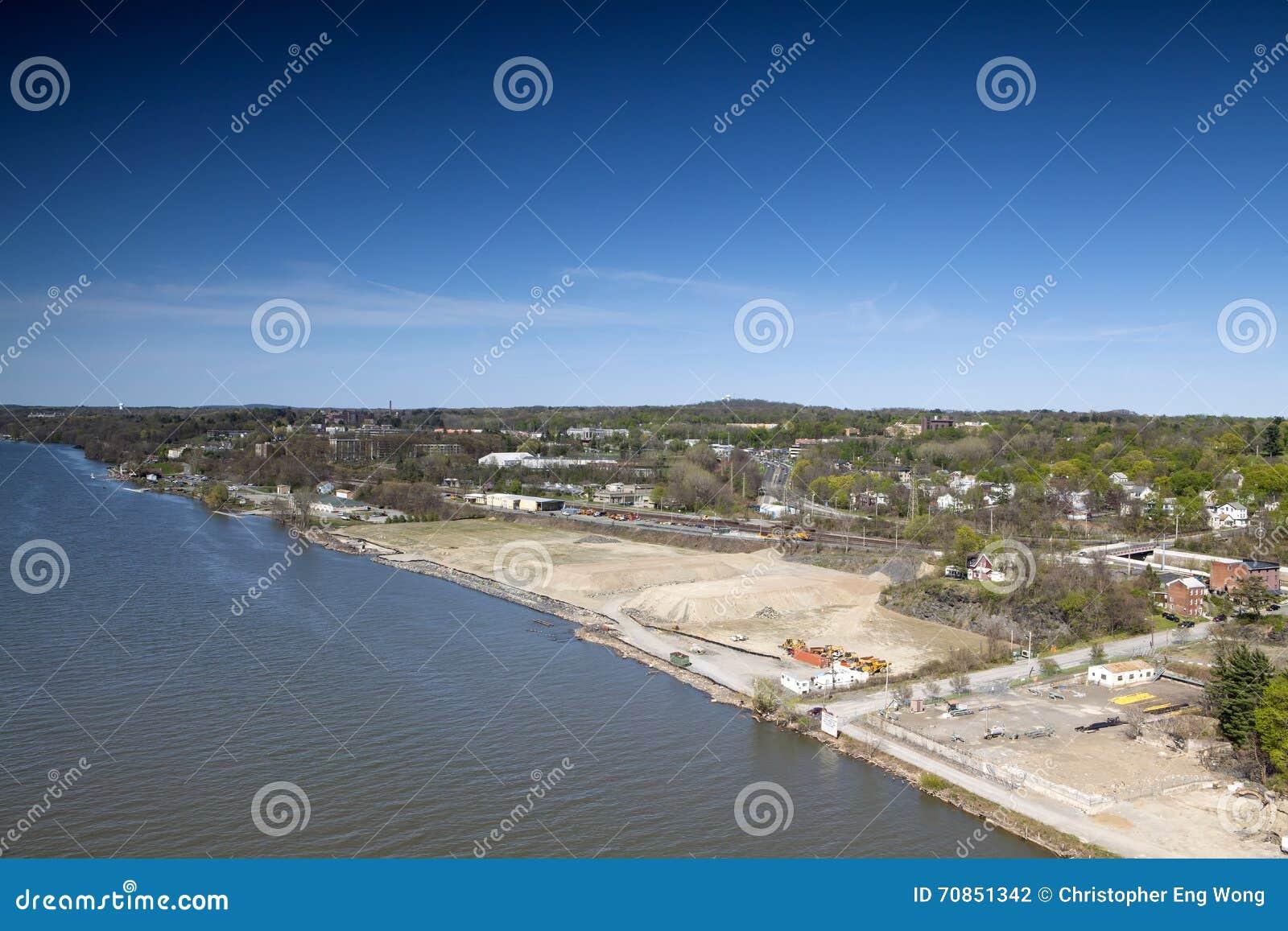 Las orillas de Poughkeepsie