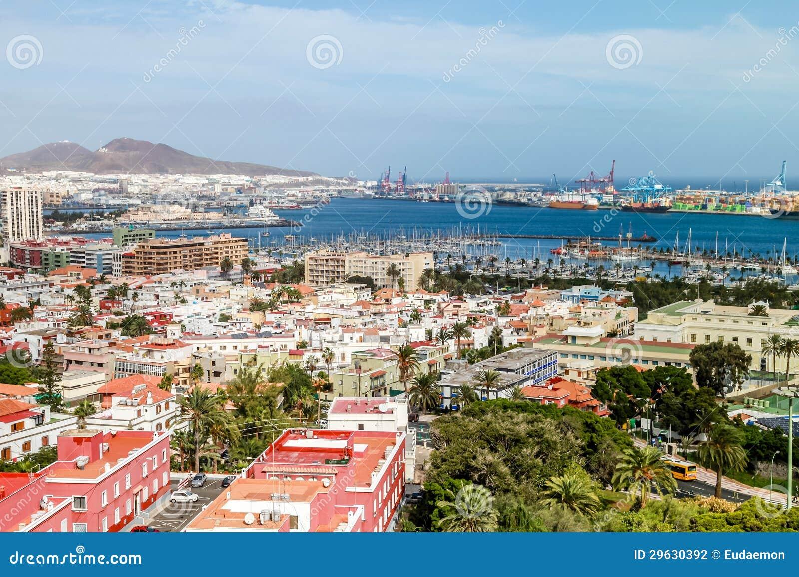 Las Palmas De Gran Canaria Spanien