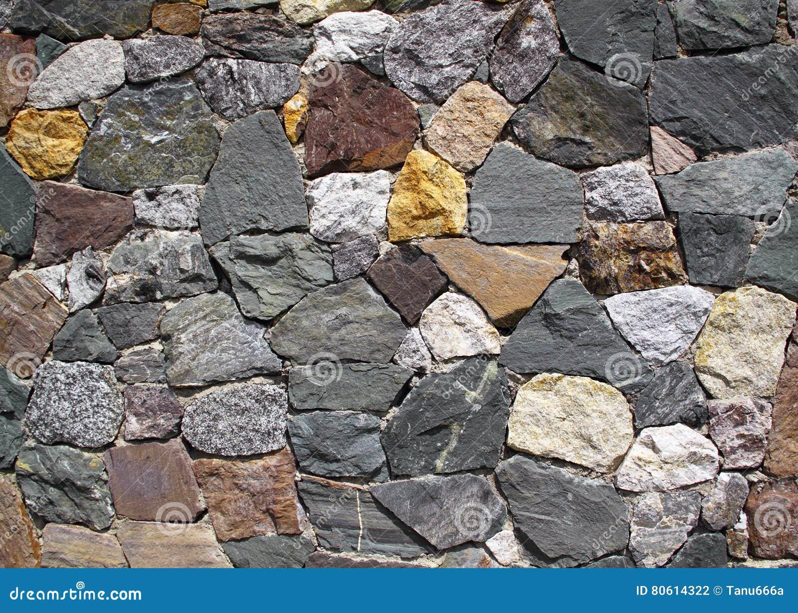 las paredes se hacen de piedra natural hermosa - Paredes De Piedra Natural