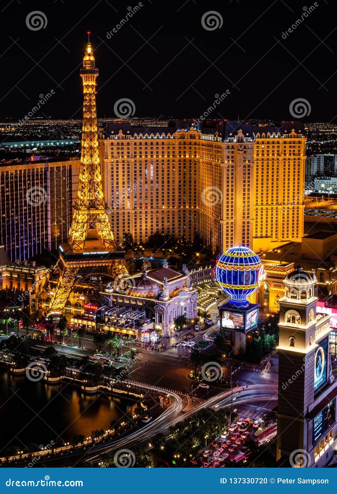 Paris Las Vegas Address