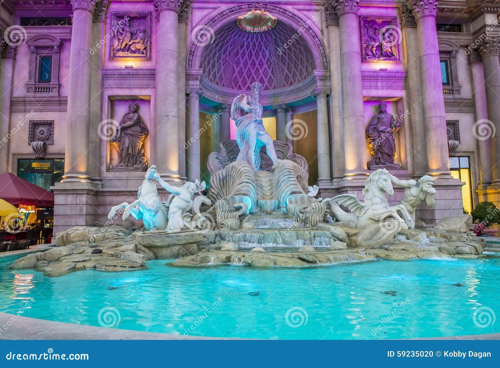 Download Las Vegas Caesars imagen editorial. Imagen de tarde, suposición - 59235020
