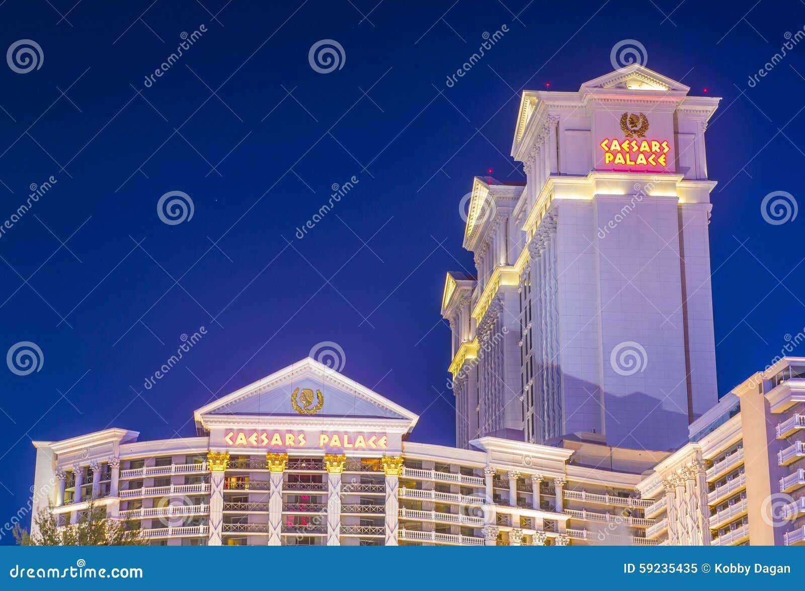 Download Las Vegas Caesars imagen editorial. Imagen de entusiasmo - 59235435