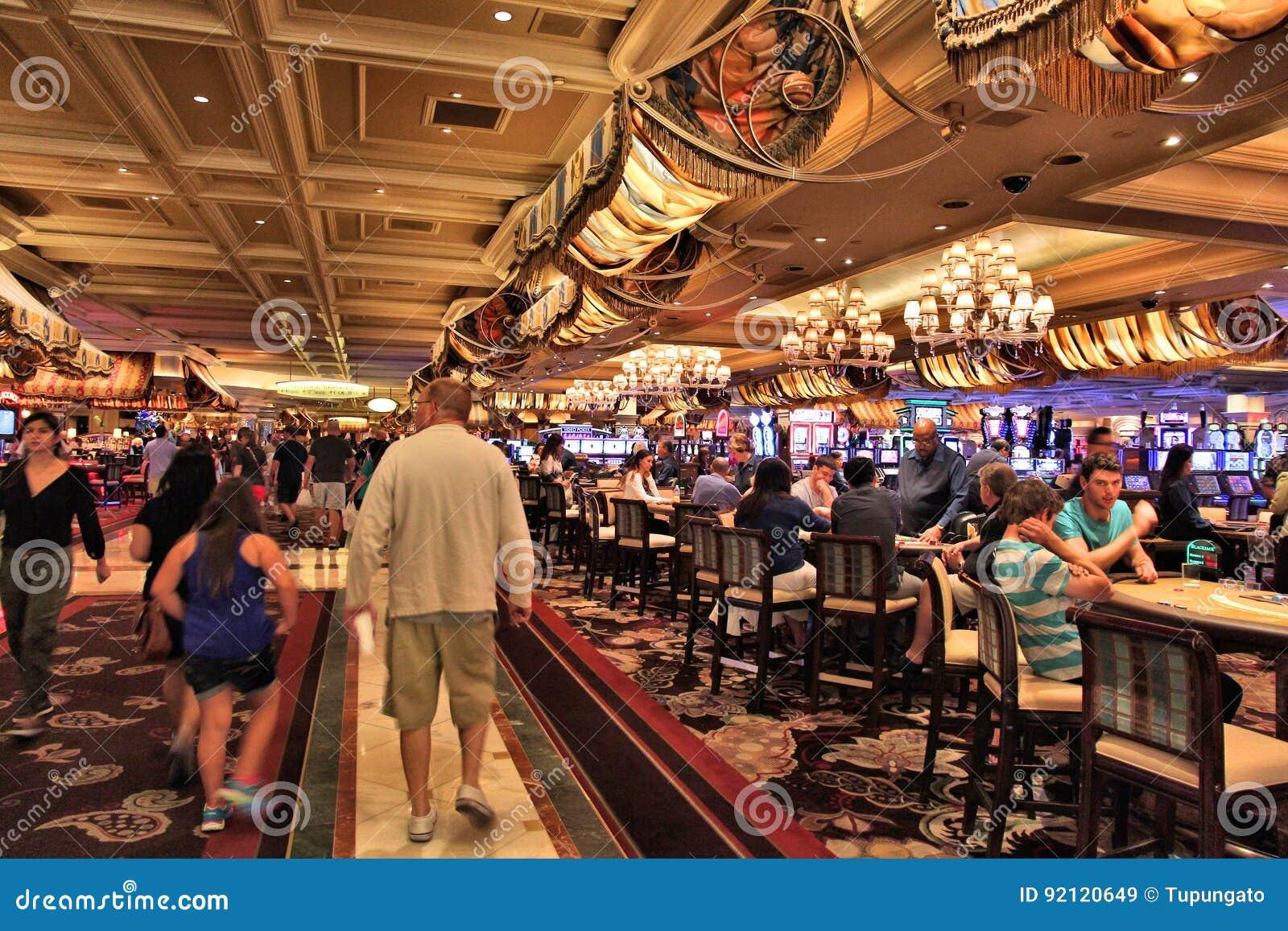 Las Vegas Casino Editorial Stock Image Image Of United 92120649