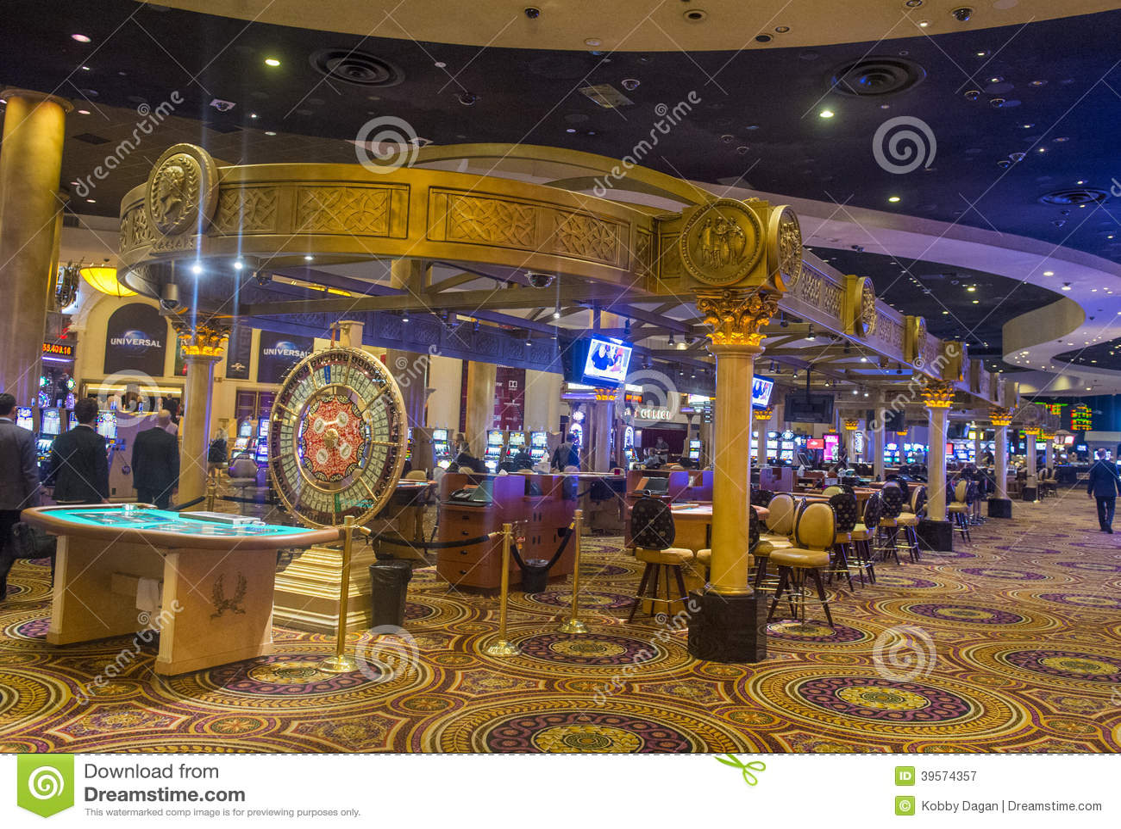 Las Vegas Ceasars slott