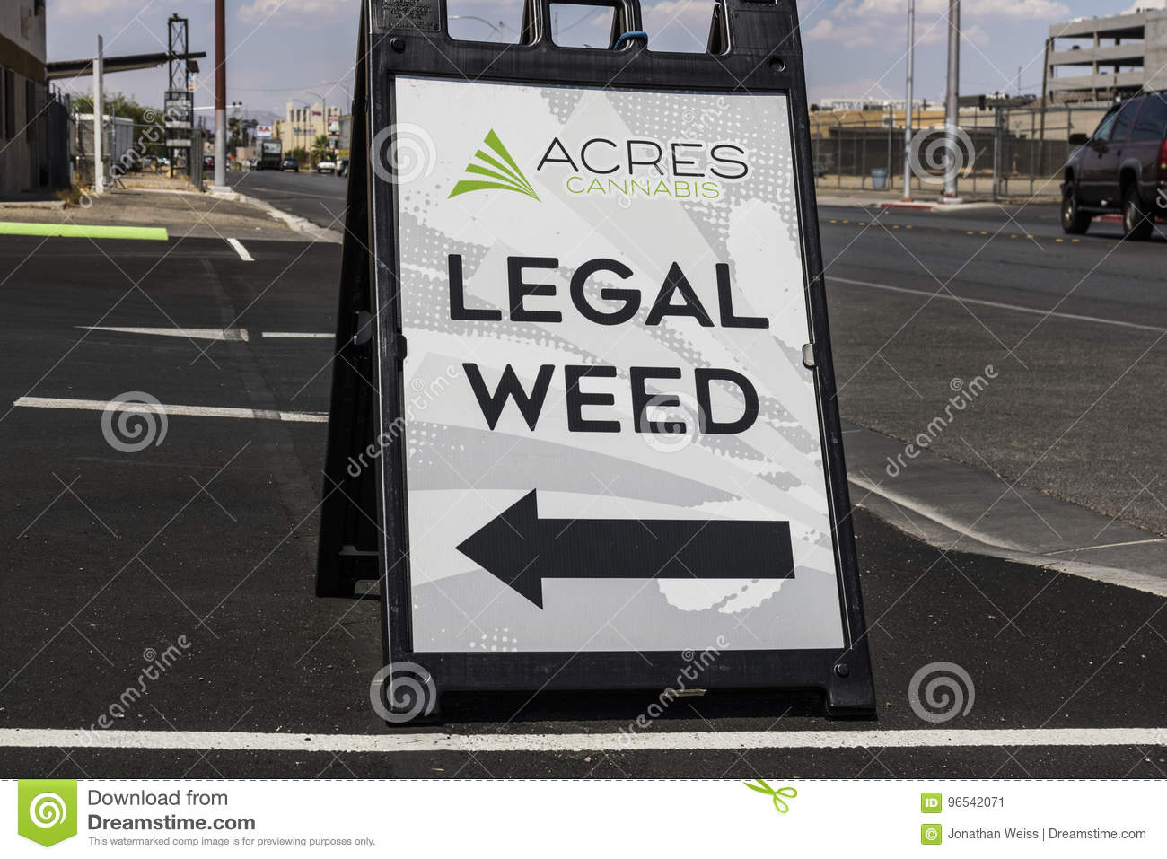 f17e0ede9 Acres Cannabis Marijuana Store Dispensary. As of 2017, Recreational Pot is  legal in Nevada VI