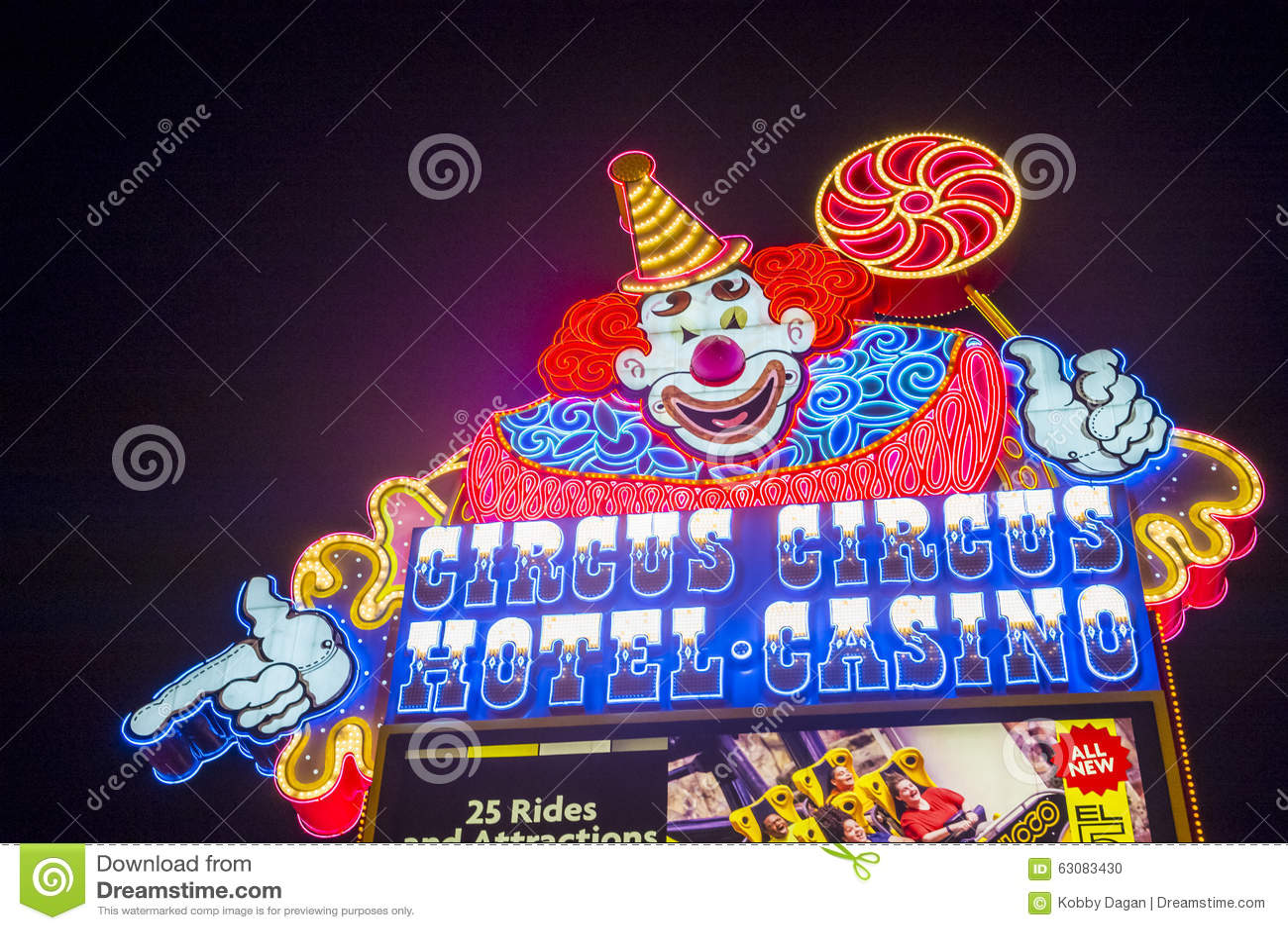 Download Las Vegas, Cirque De Cirque Image éditorial - Image du fantaisie, ressource: 63083430