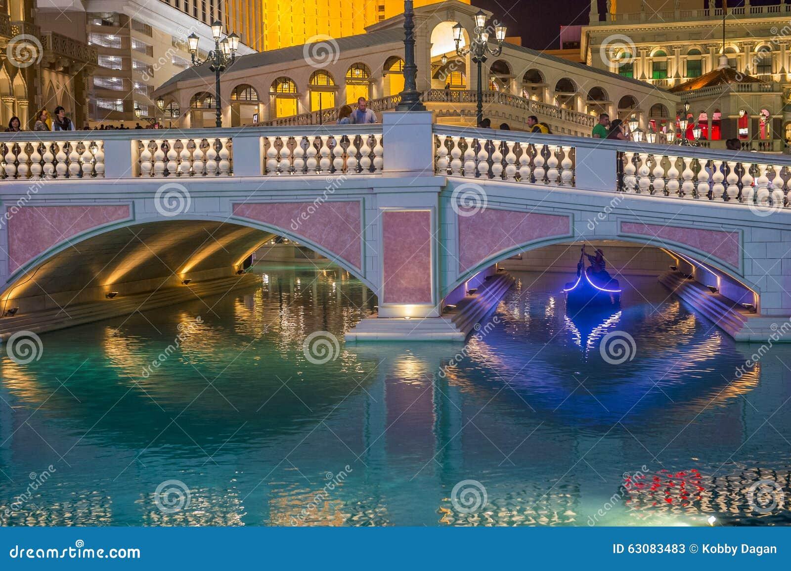 Download Las Vegas, hôtel vénitien photo stock éditorial. Image du fantaisie - 63083483