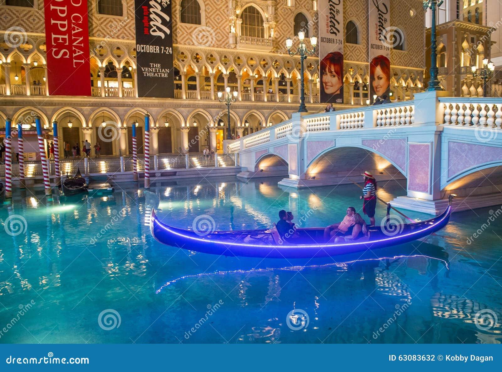 Download Las Vegas, hôtel vénitien photographie éditorial. Image du divertissement - 63083632