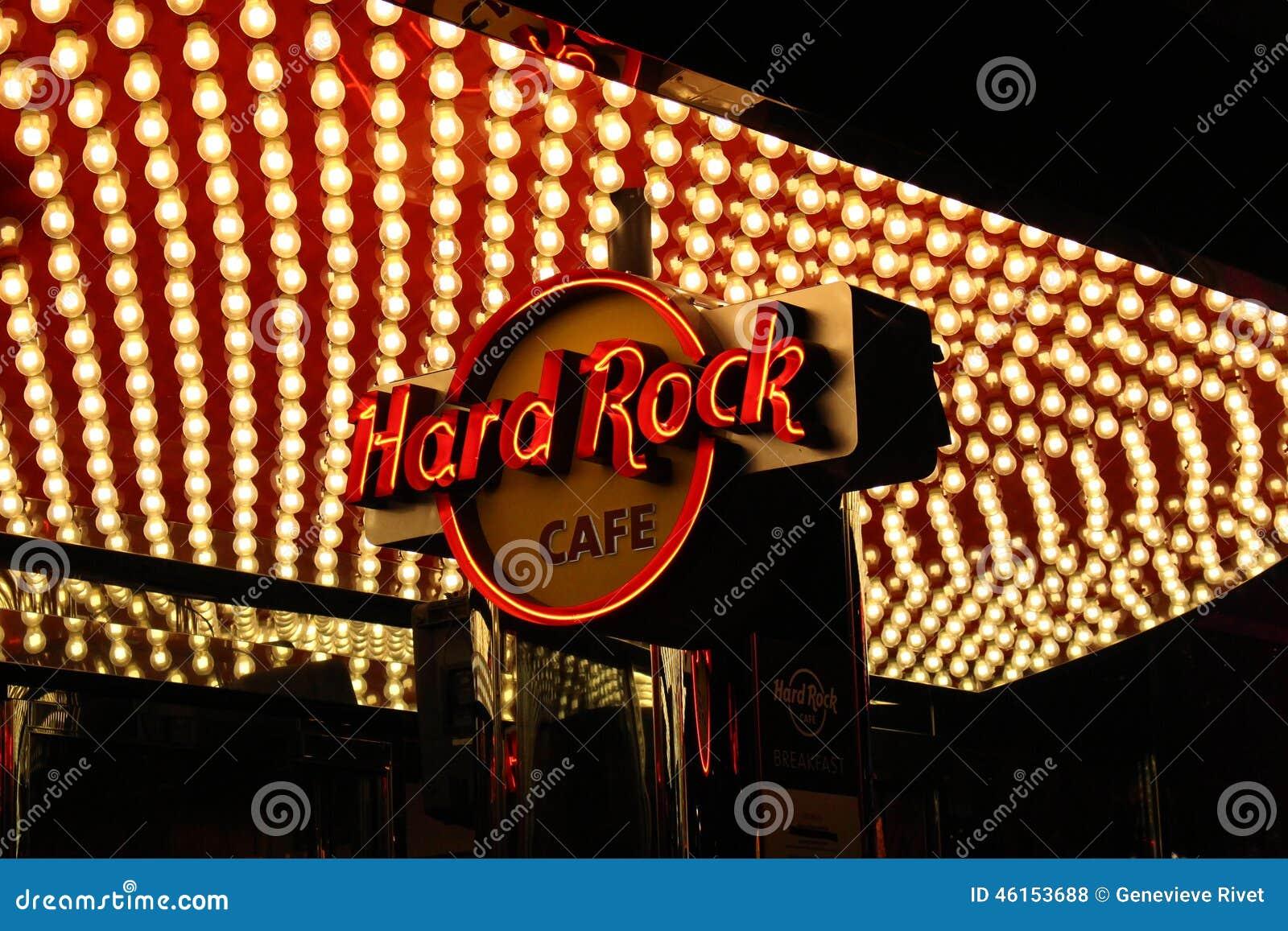 Las Vegas Hard Rock Cafe Restaurant
