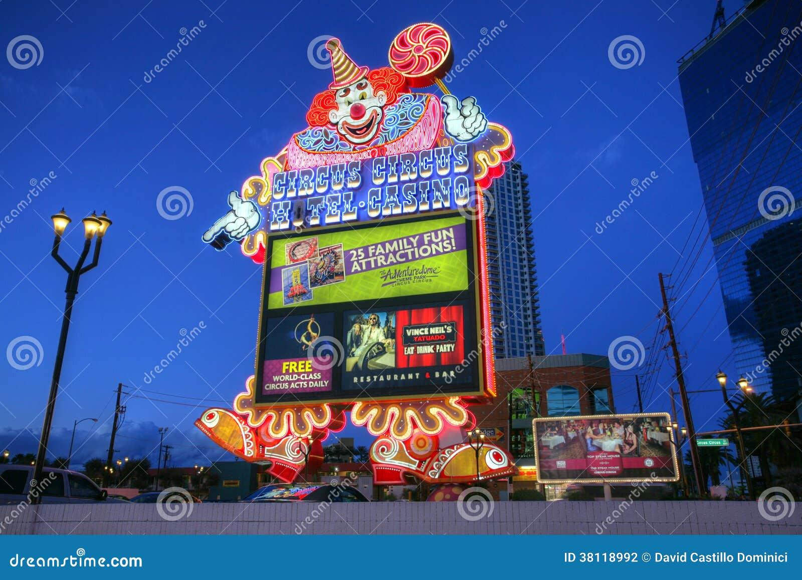 circus casino 20 gratis
