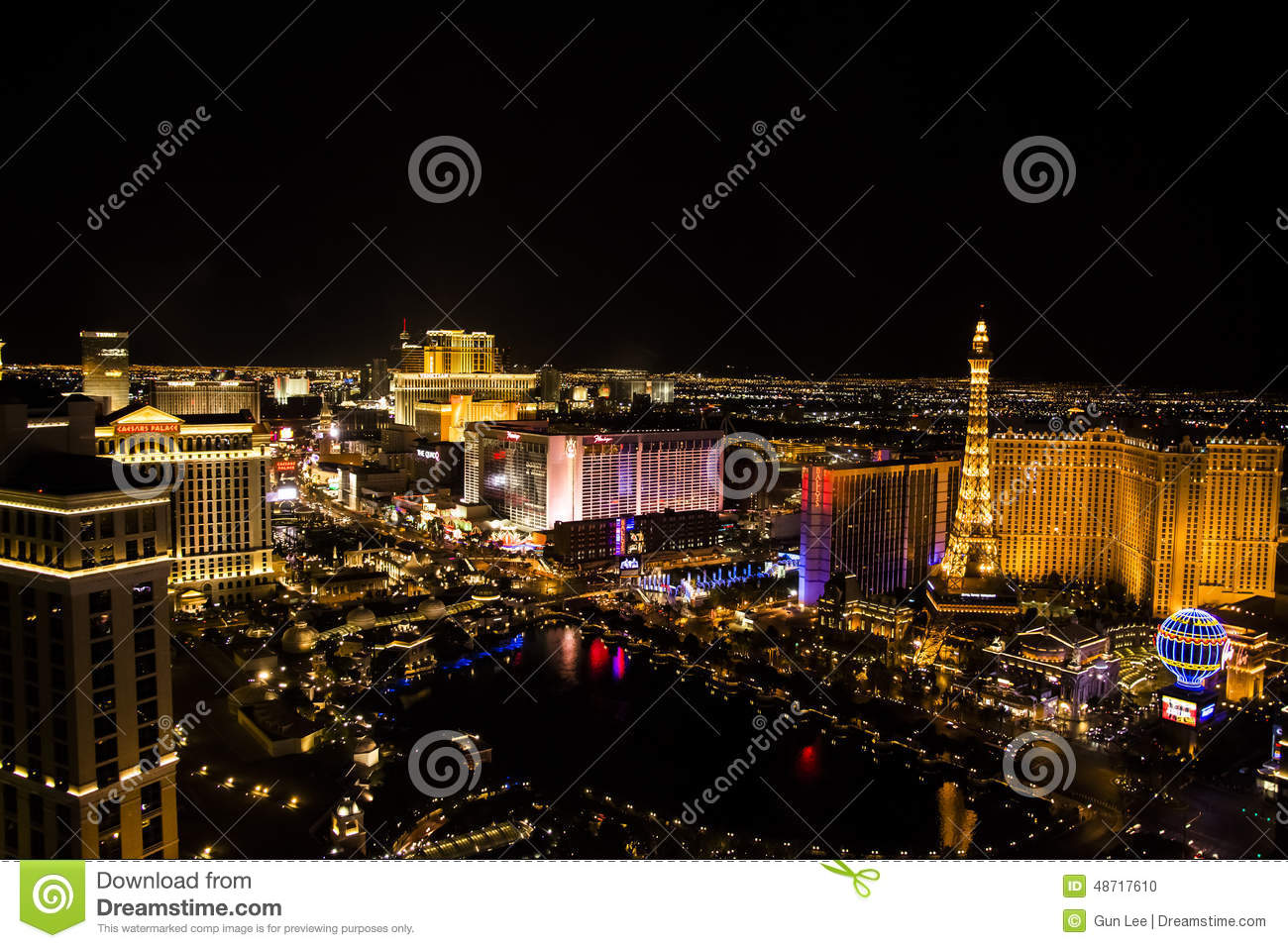 Vegas hotels on main strip