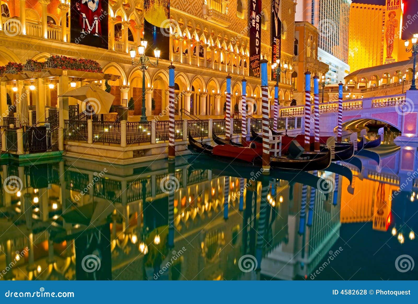 Las Vegas nachts