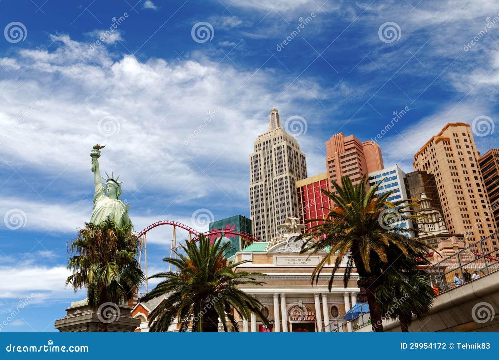 Nueva York - hotel y casino de Nueva York