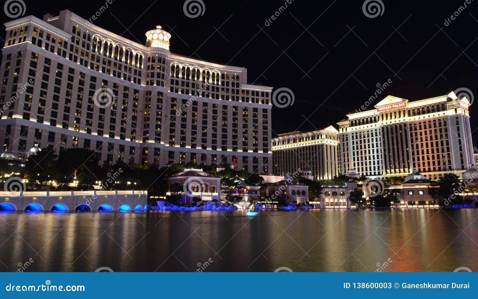 Las Vegas, Nevada, de V.S. - 24 Januari, 2015: Het nieuwe York-Nieuwe Hotel & het Casino van York
