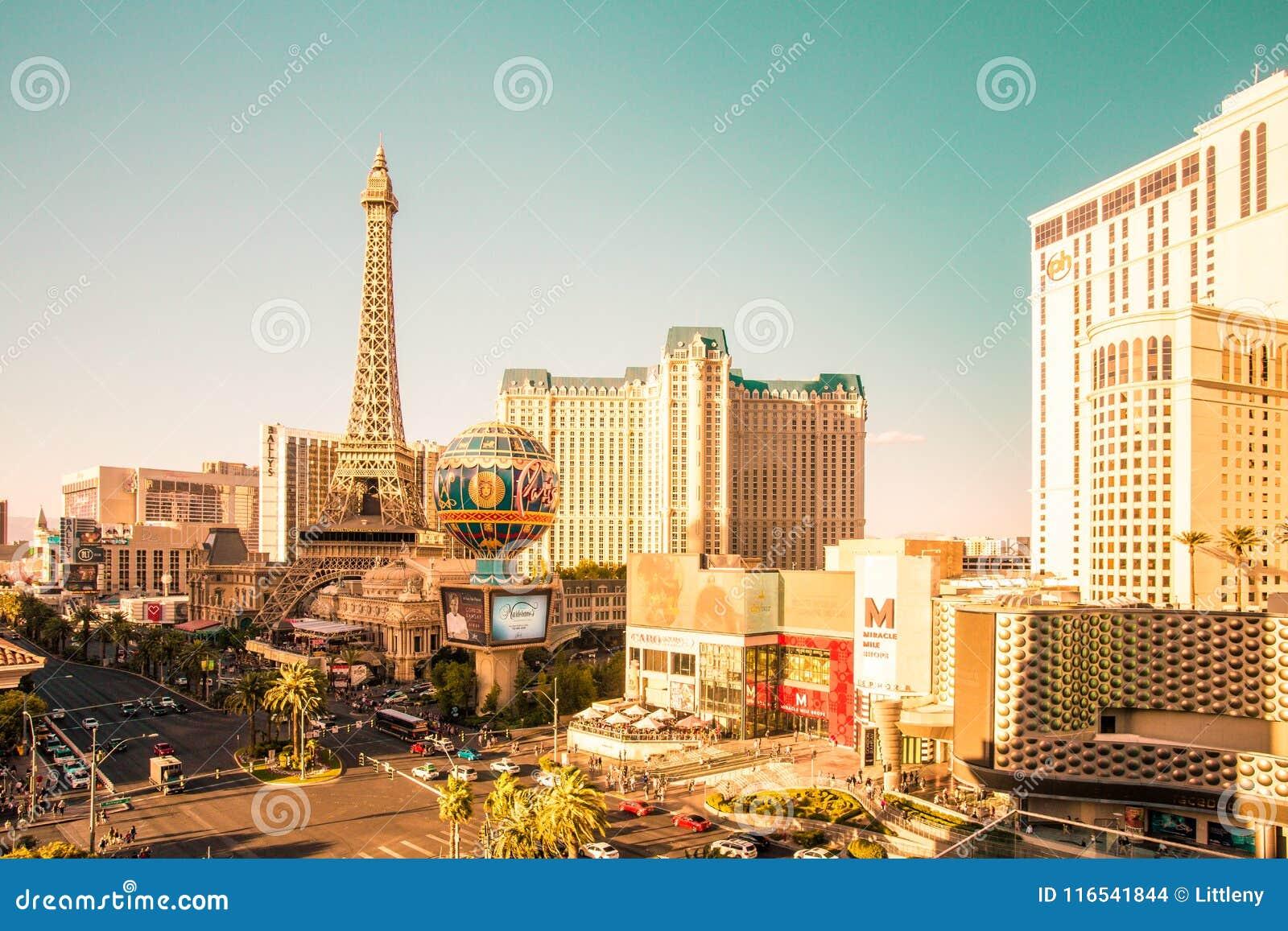 Sunny View Las Vegas Strip