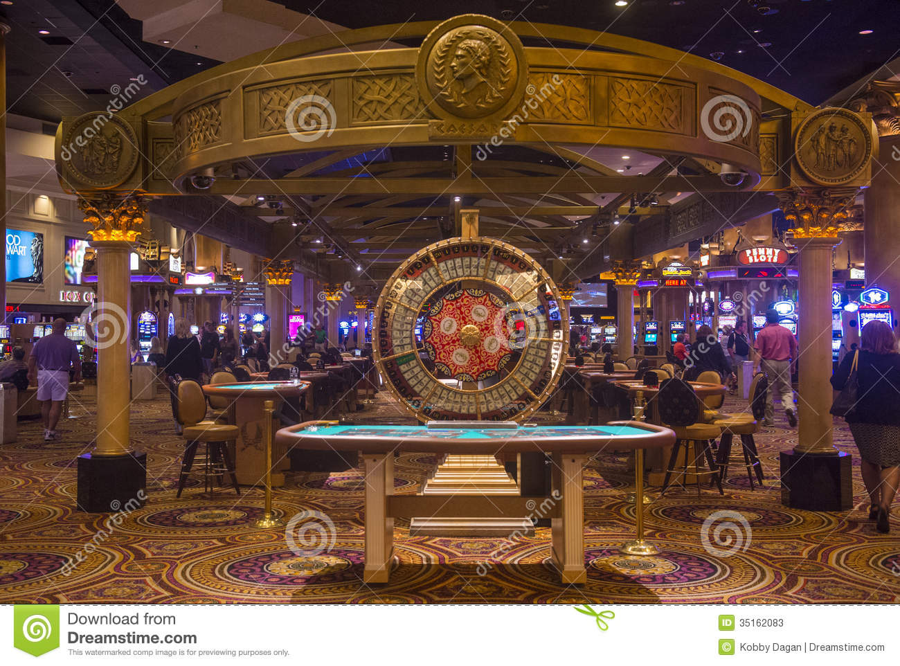 Las Vegas Editorial Stock Photo Image 35162083