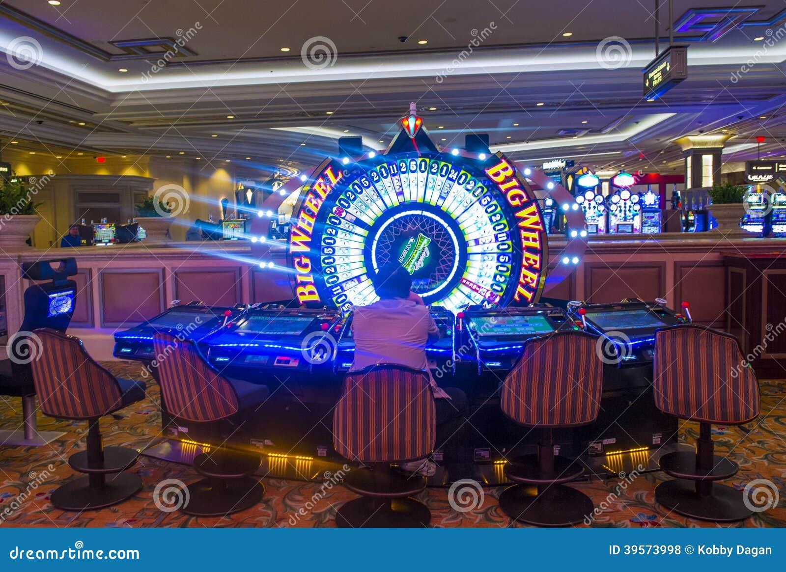 Las Vegas - Palazzo inre