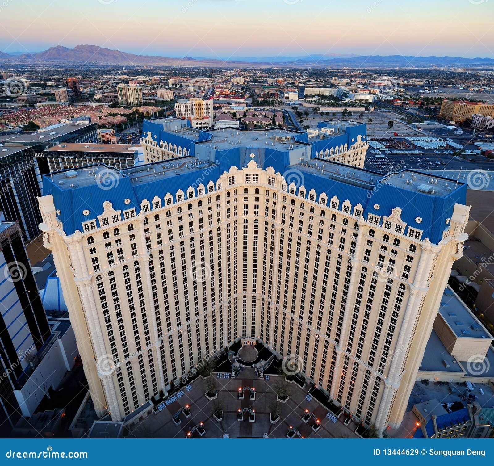 Las vegas paris hotel and casino editorial stock image - Hotel las gaunas en logrono ...
