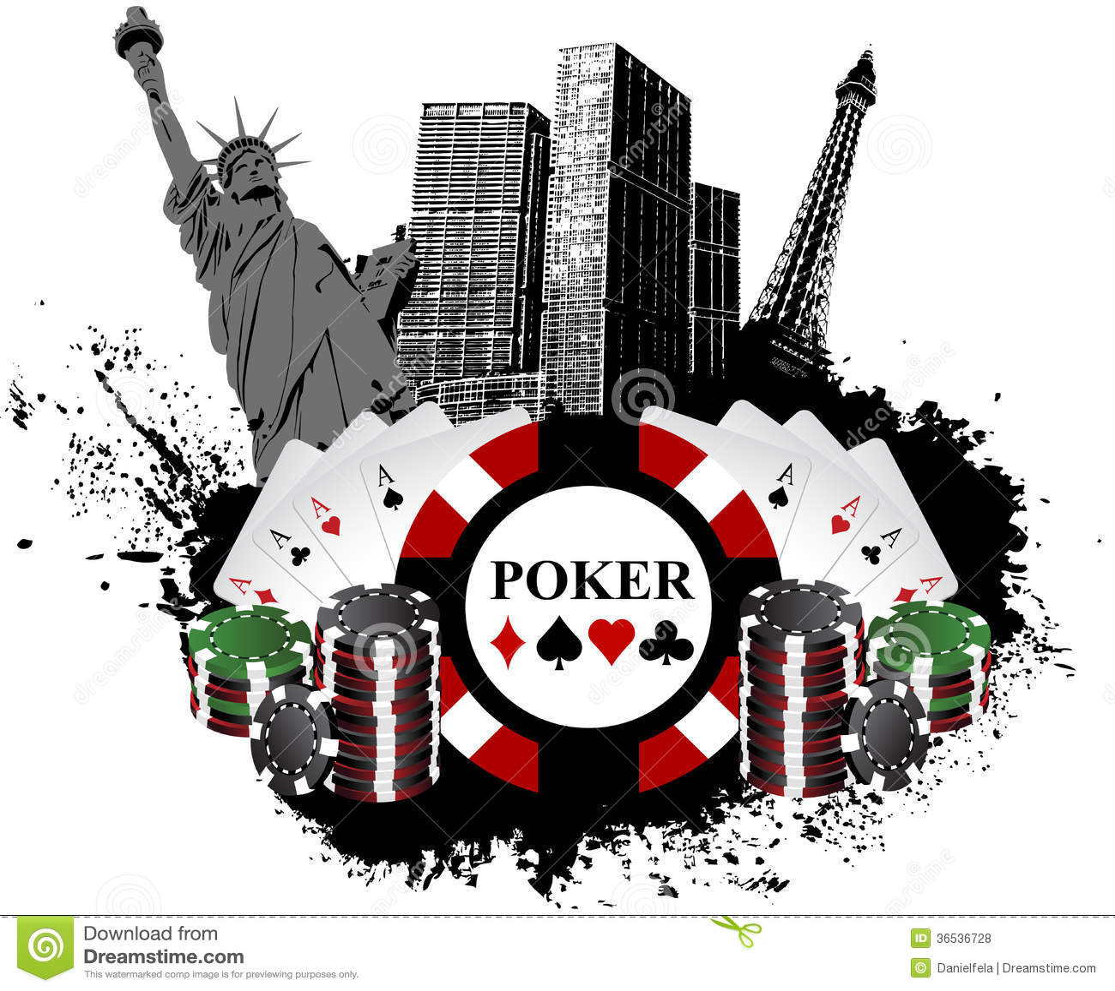 Poker strip las vegas