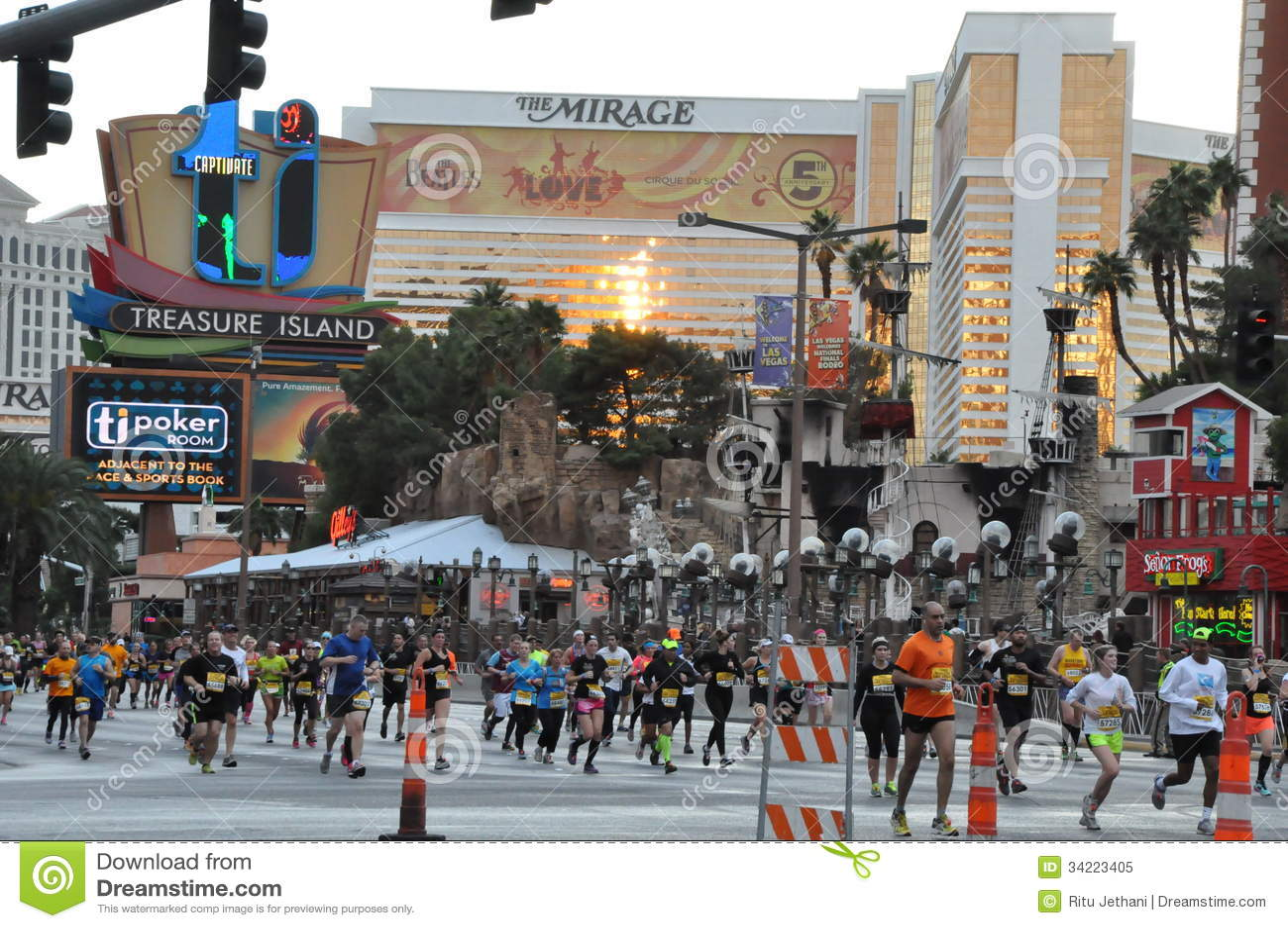 Las Vegas Rock  n  Roll Marathon