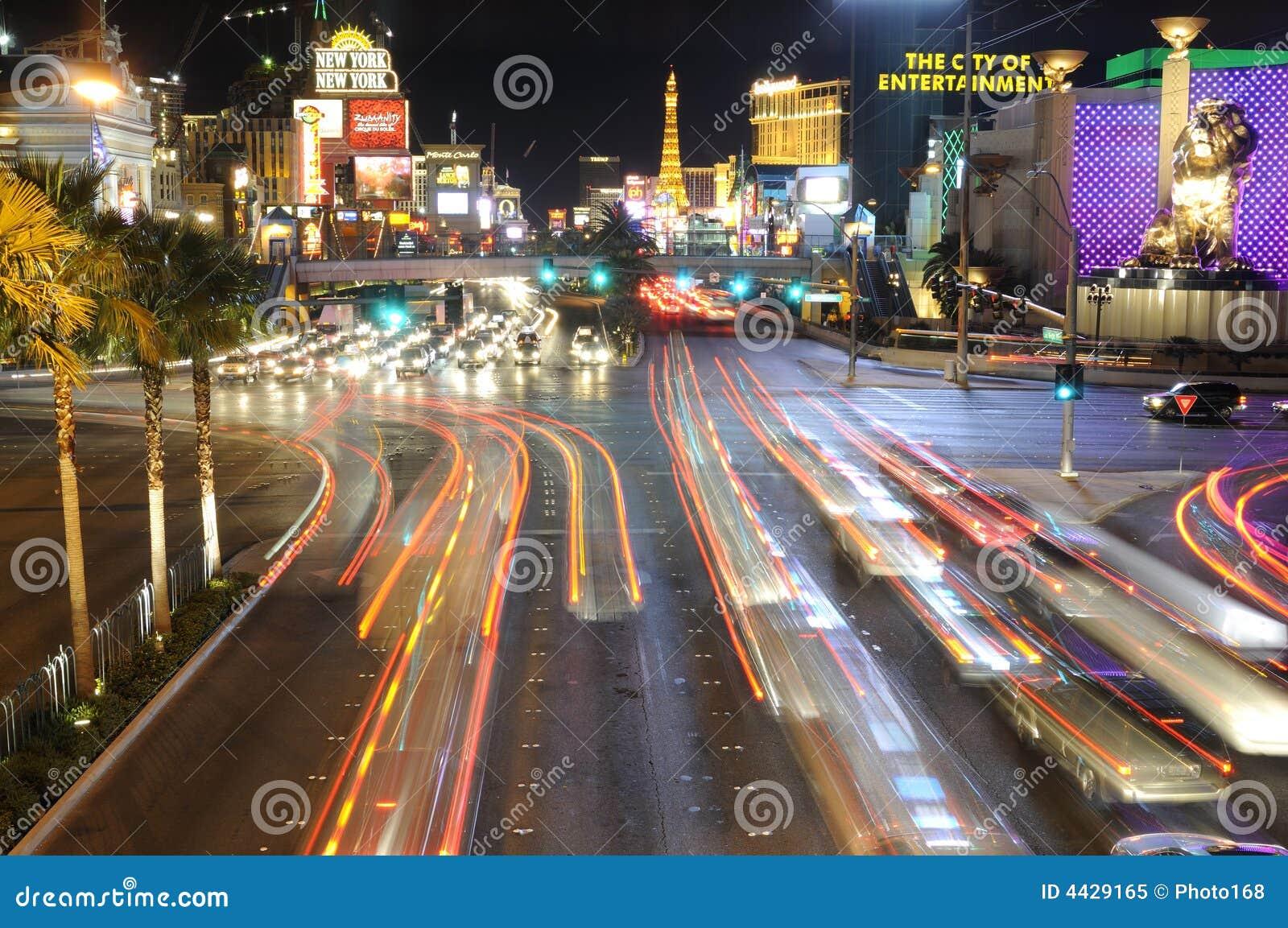 Las Vegas sceny street