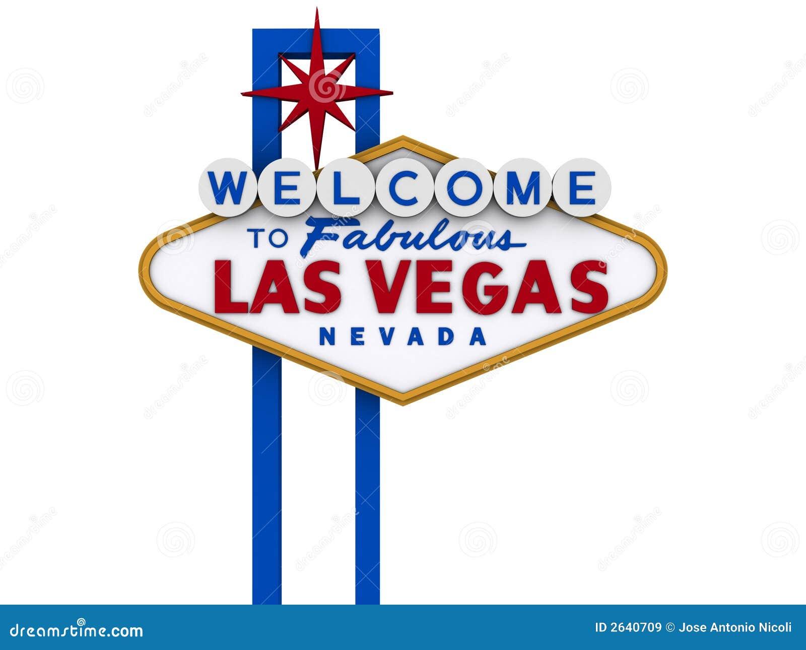Las Vegas Sign 5 stock illustration Illustration of landmark
