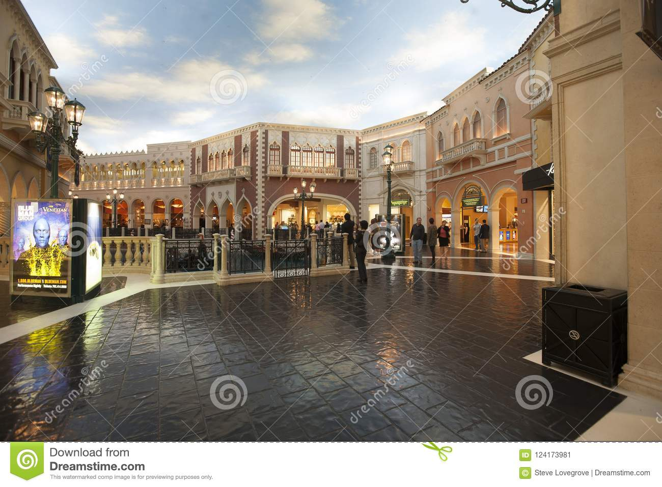 91e1279de31d Venetian Luxury Hotel And Casino Editorial Photo - Image of shops ...