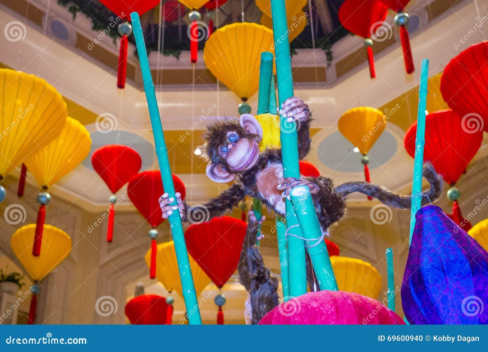 Las Vegas , Venetian Chinese New Year Editorial Image ...
