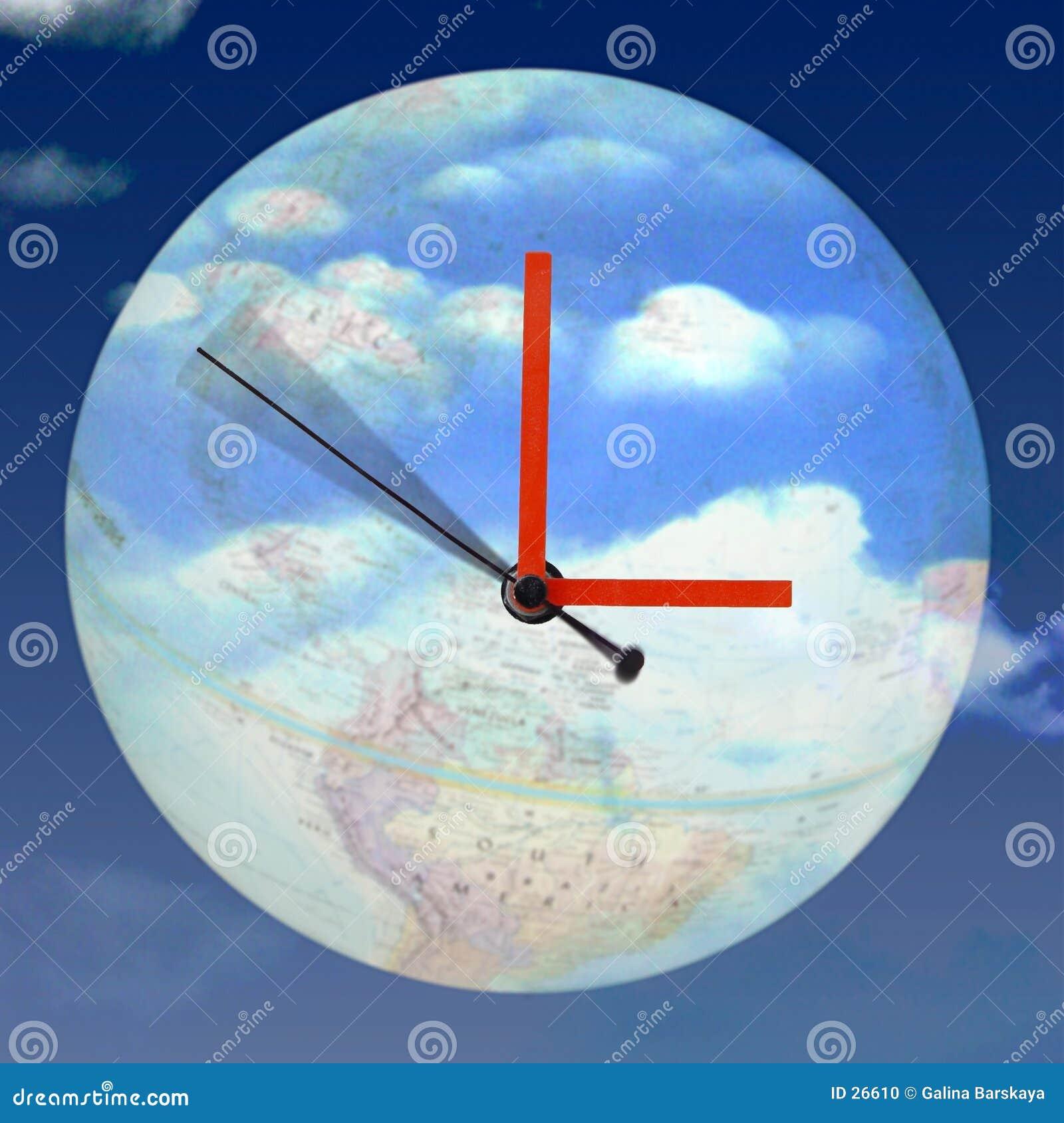 Download Las Veinticuatro Horas Del Día Foto de archivo - Imagen de redondo, meta: 26610