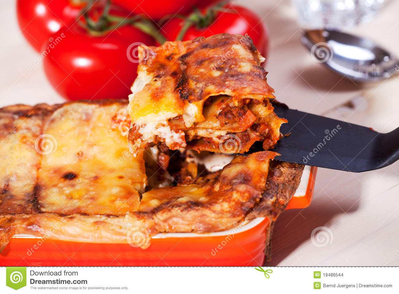Classic Lasagna (from the Freezer)