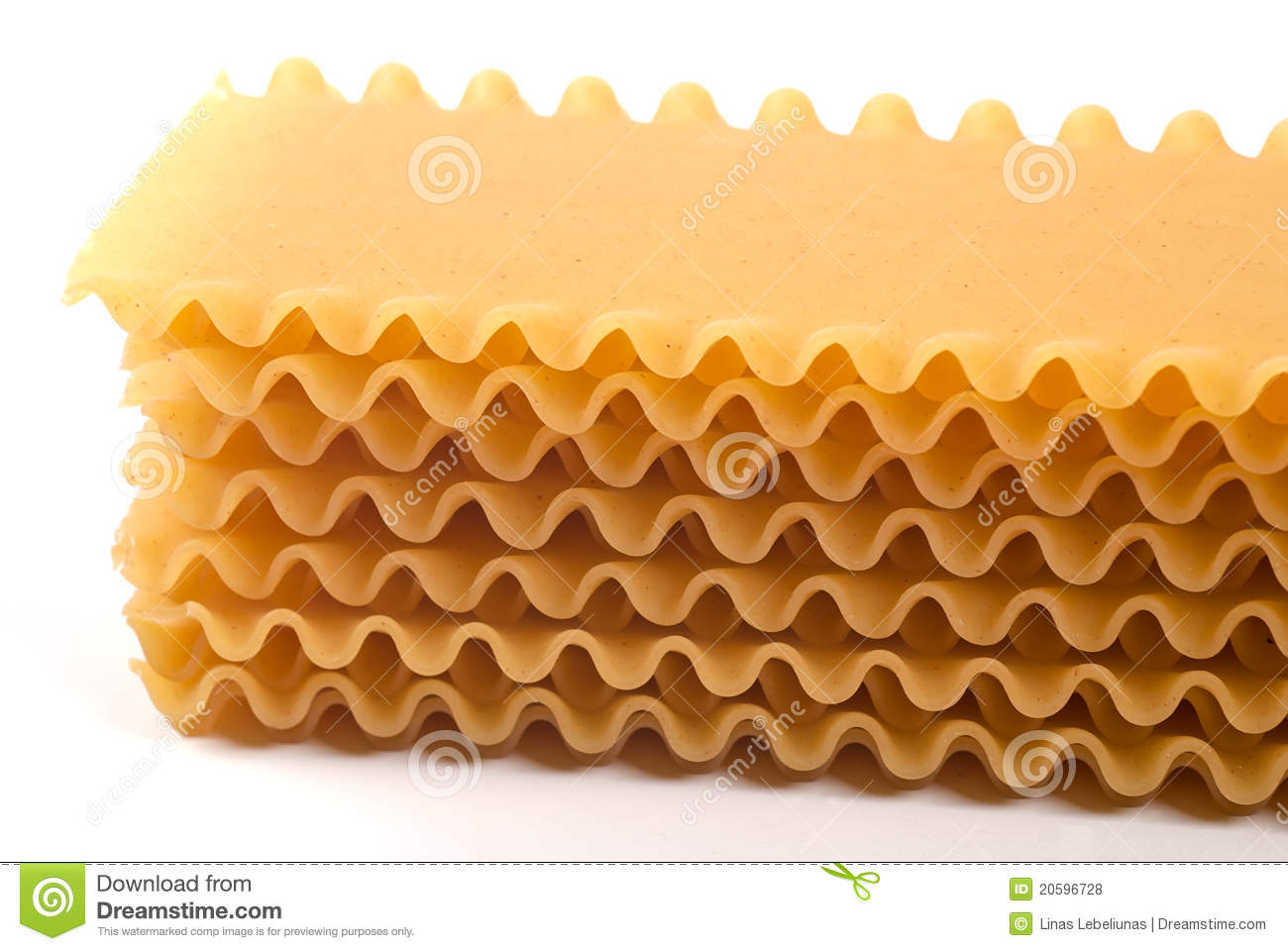 Lasagna Pasta Royalty Free Stock Photos - Image: 20596728