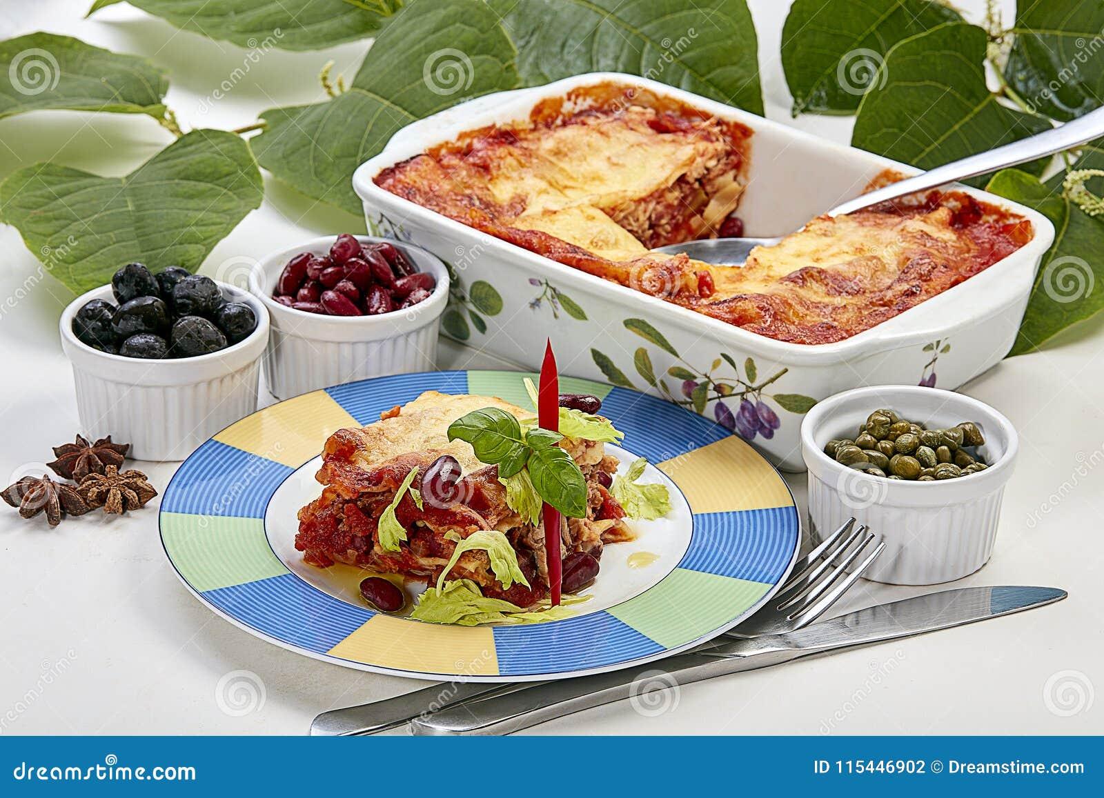 Lasagne Bon appétit pour chacun