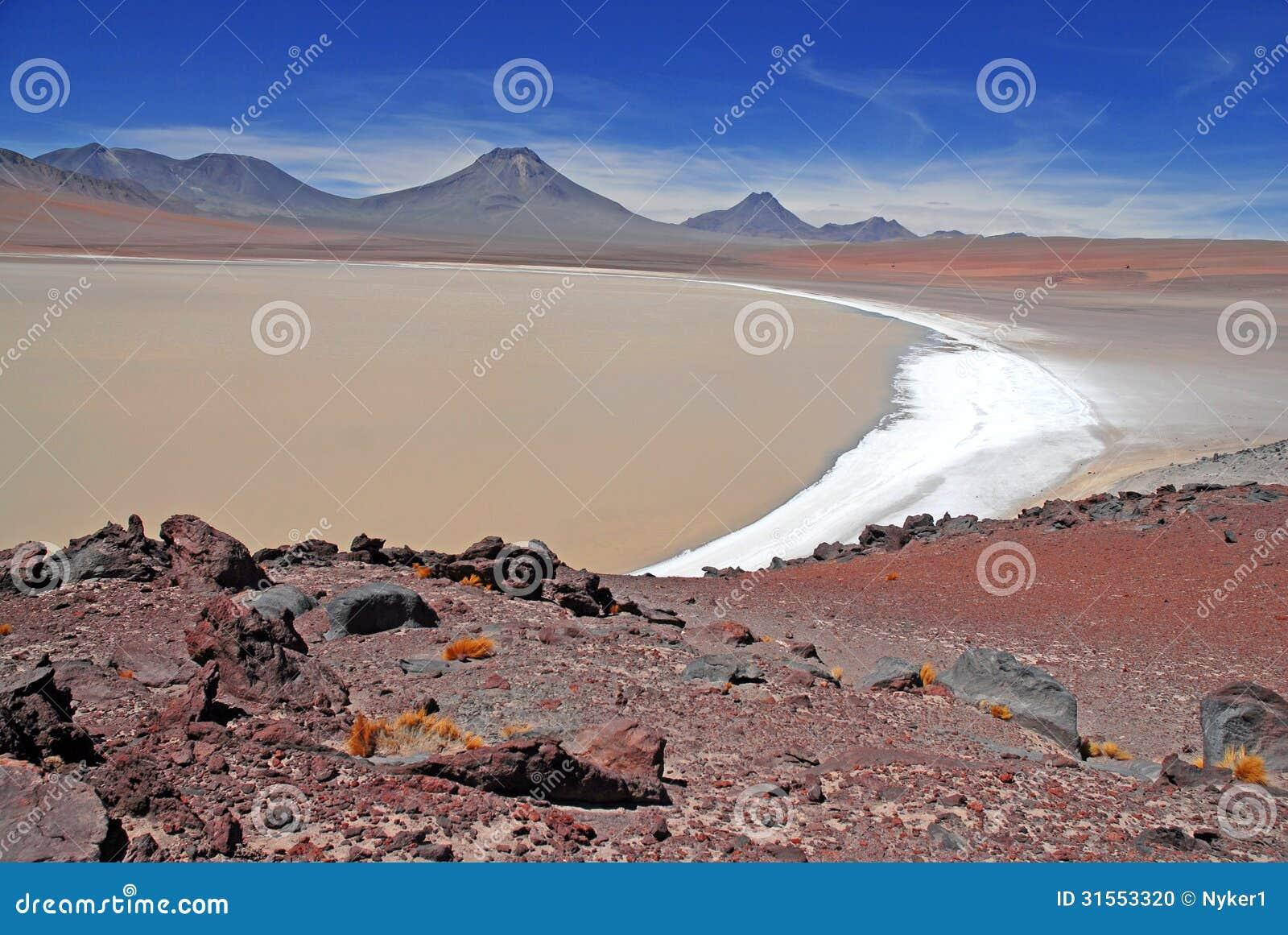 Lascar Volcano, Atacama Chile