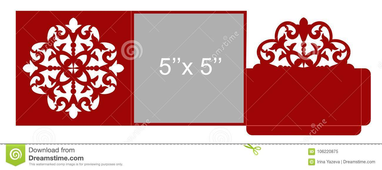 Laser cut template stock illustration illustration of frame 106220875 download comp stopboris Image collections