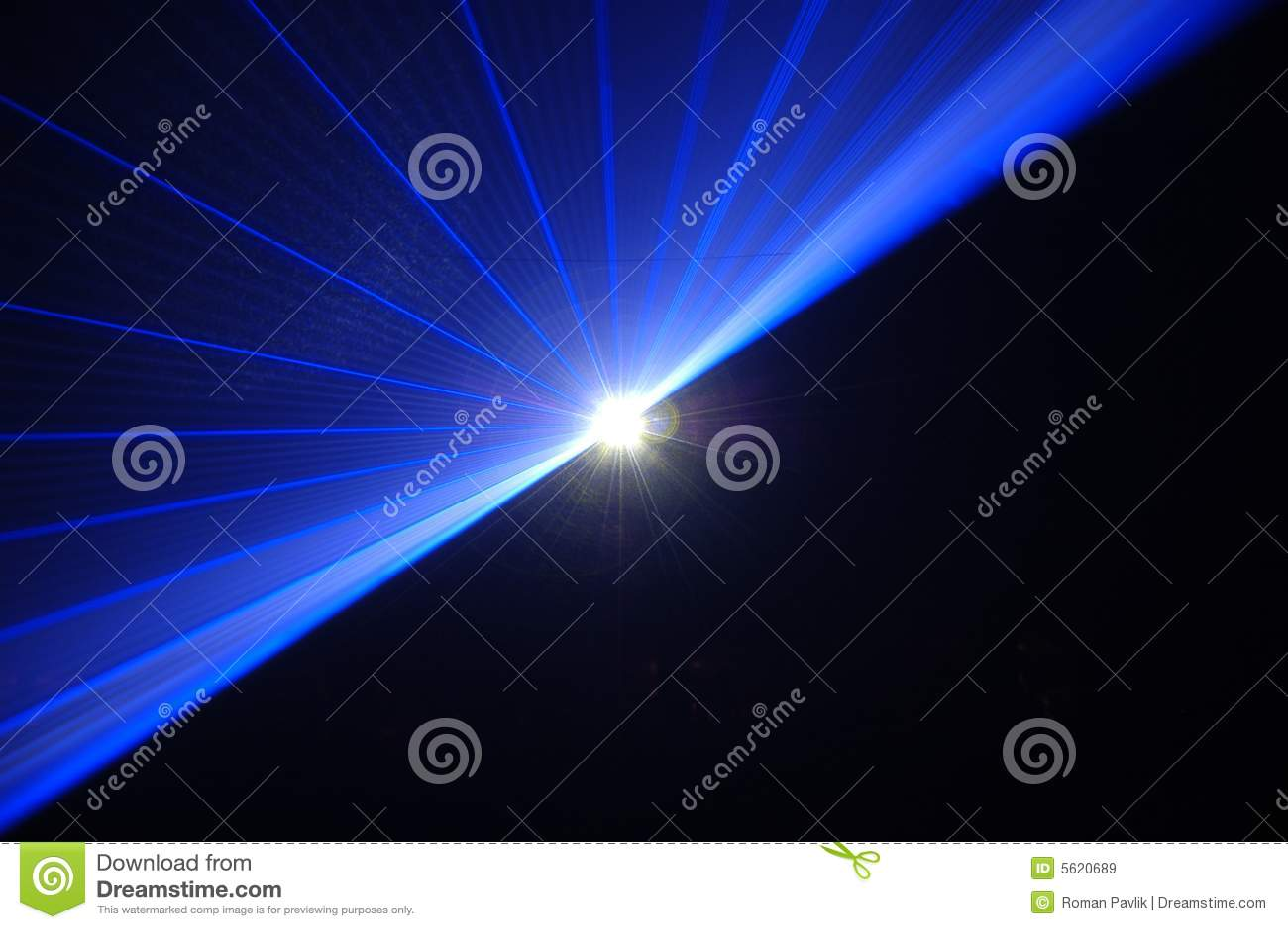 Laser-deltagare