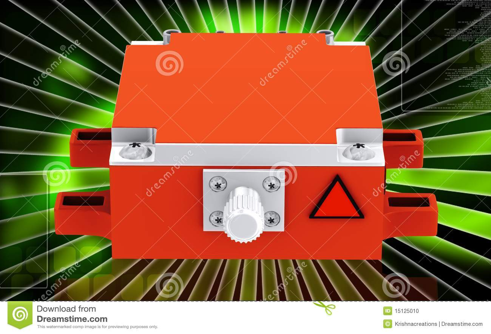 Laser-läkarundersökning