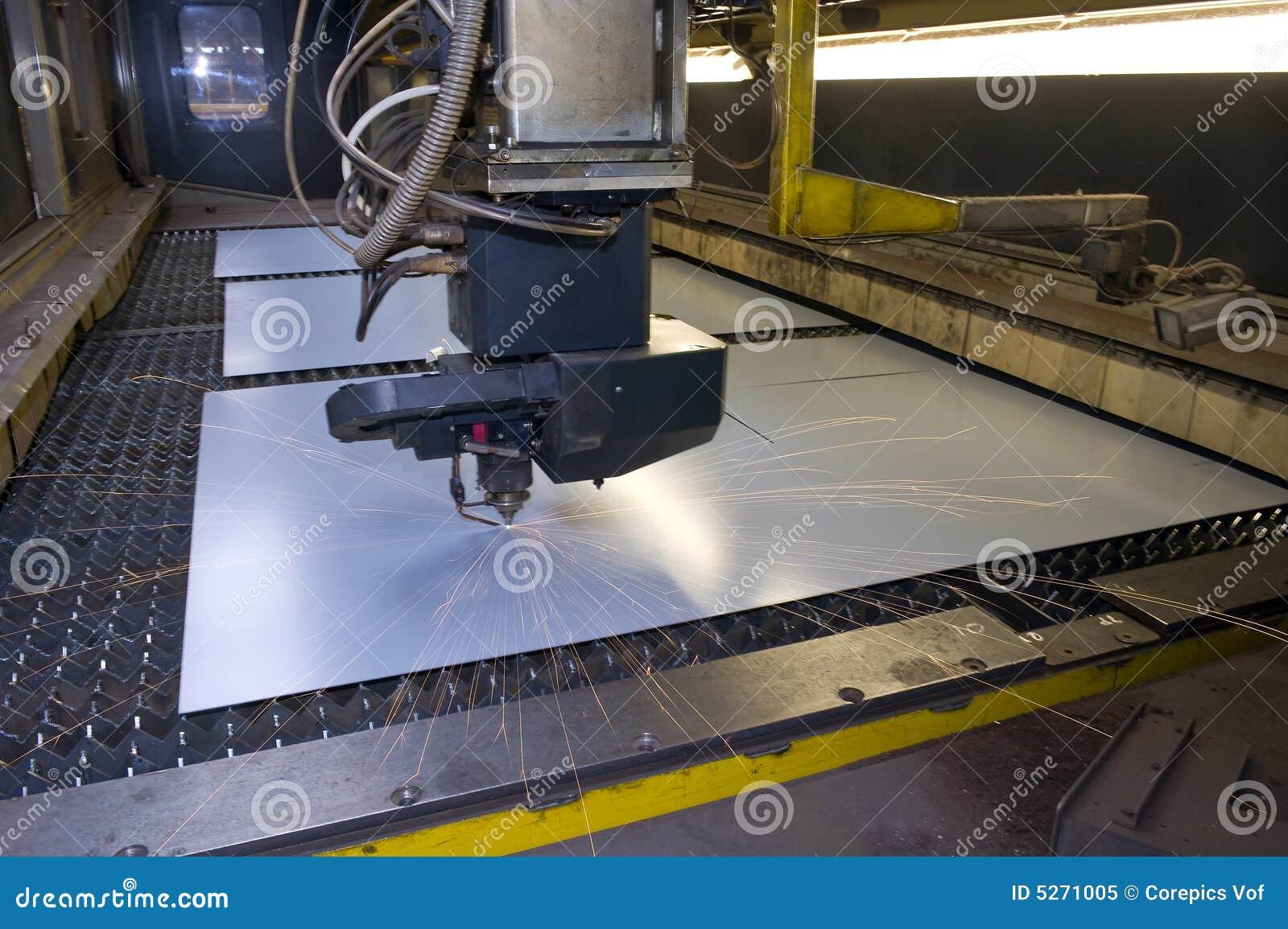Laser rozbioru