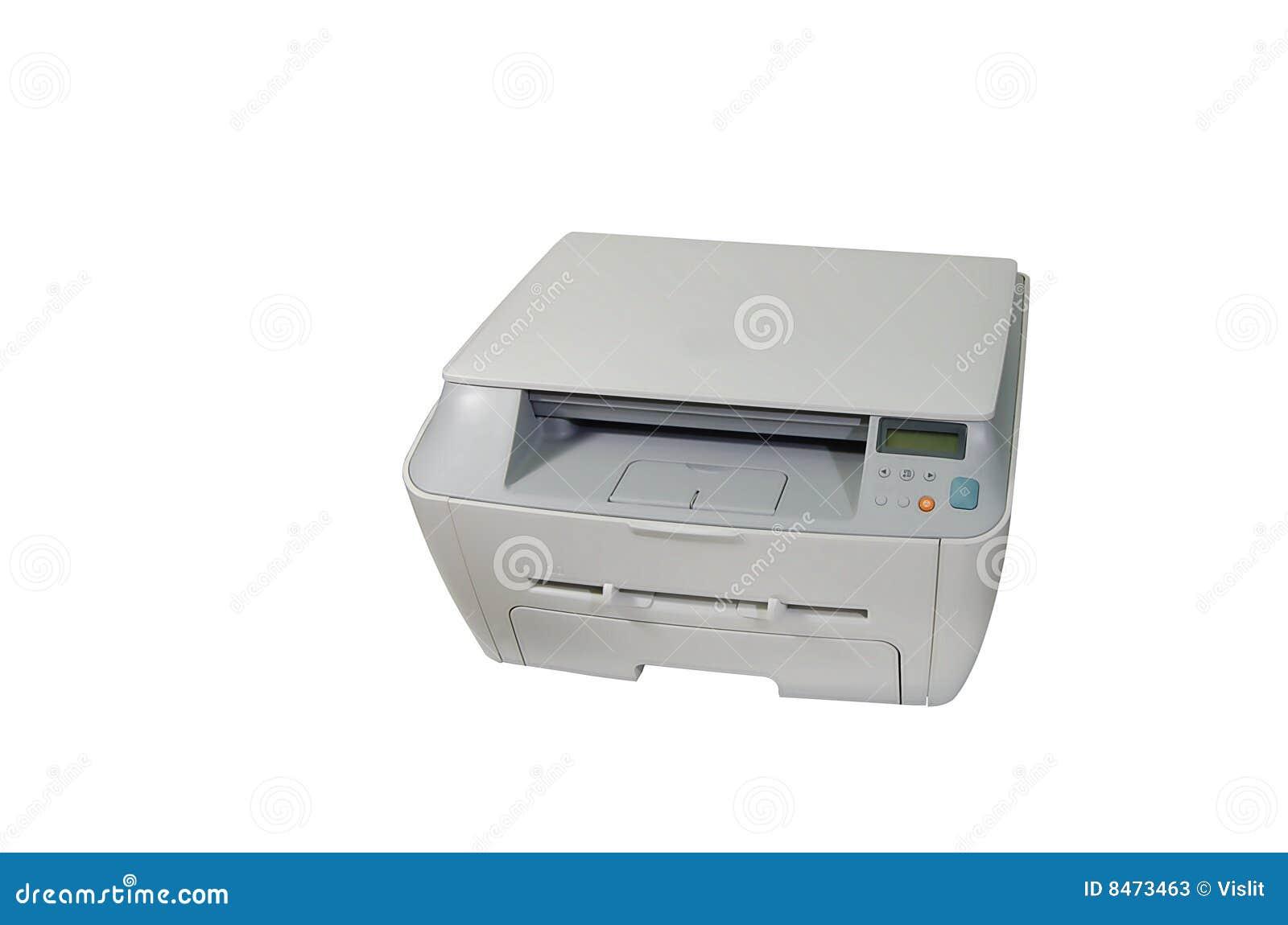 Laser-skrivare