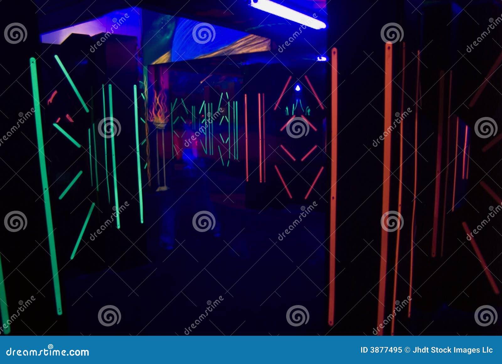 Laser Tag Anyone Stock Image Image Of Play Laser