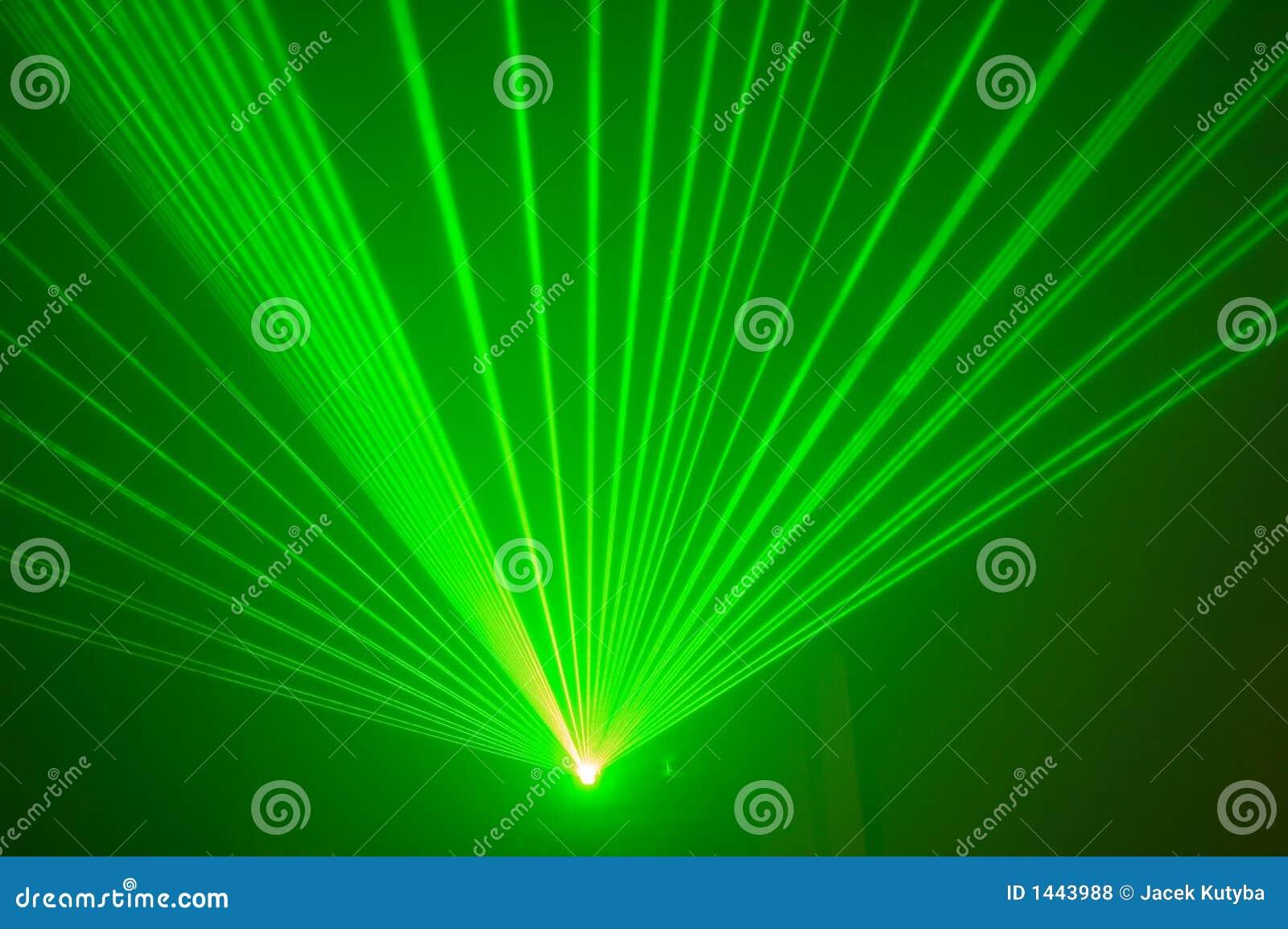 Laser verde 3