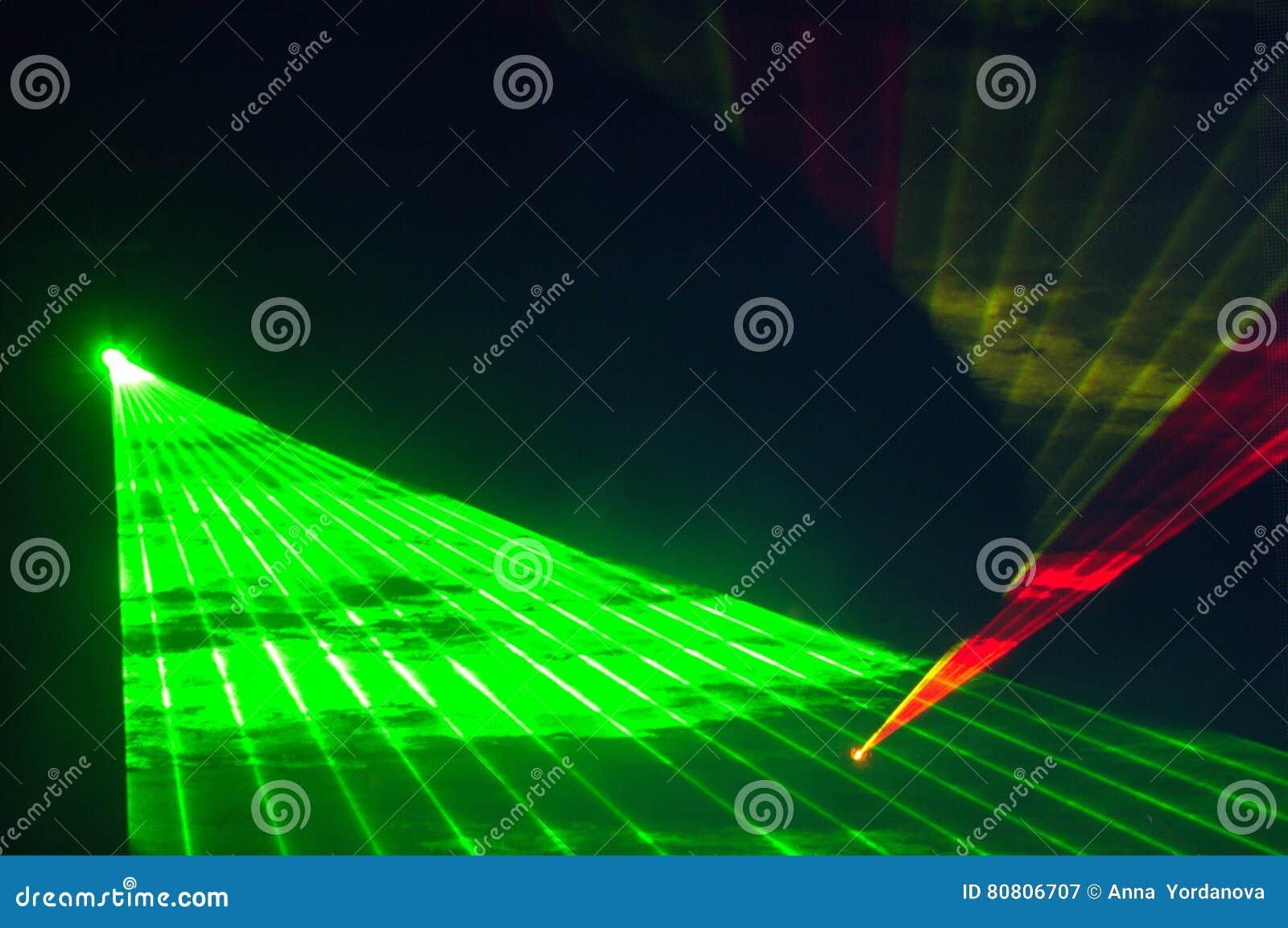 Laserlichten