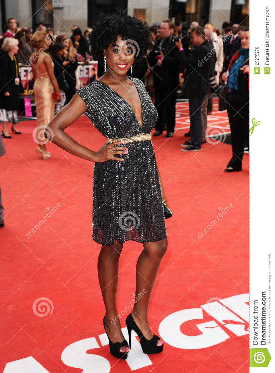 Lashana Lynch Lashana Lynch new photo